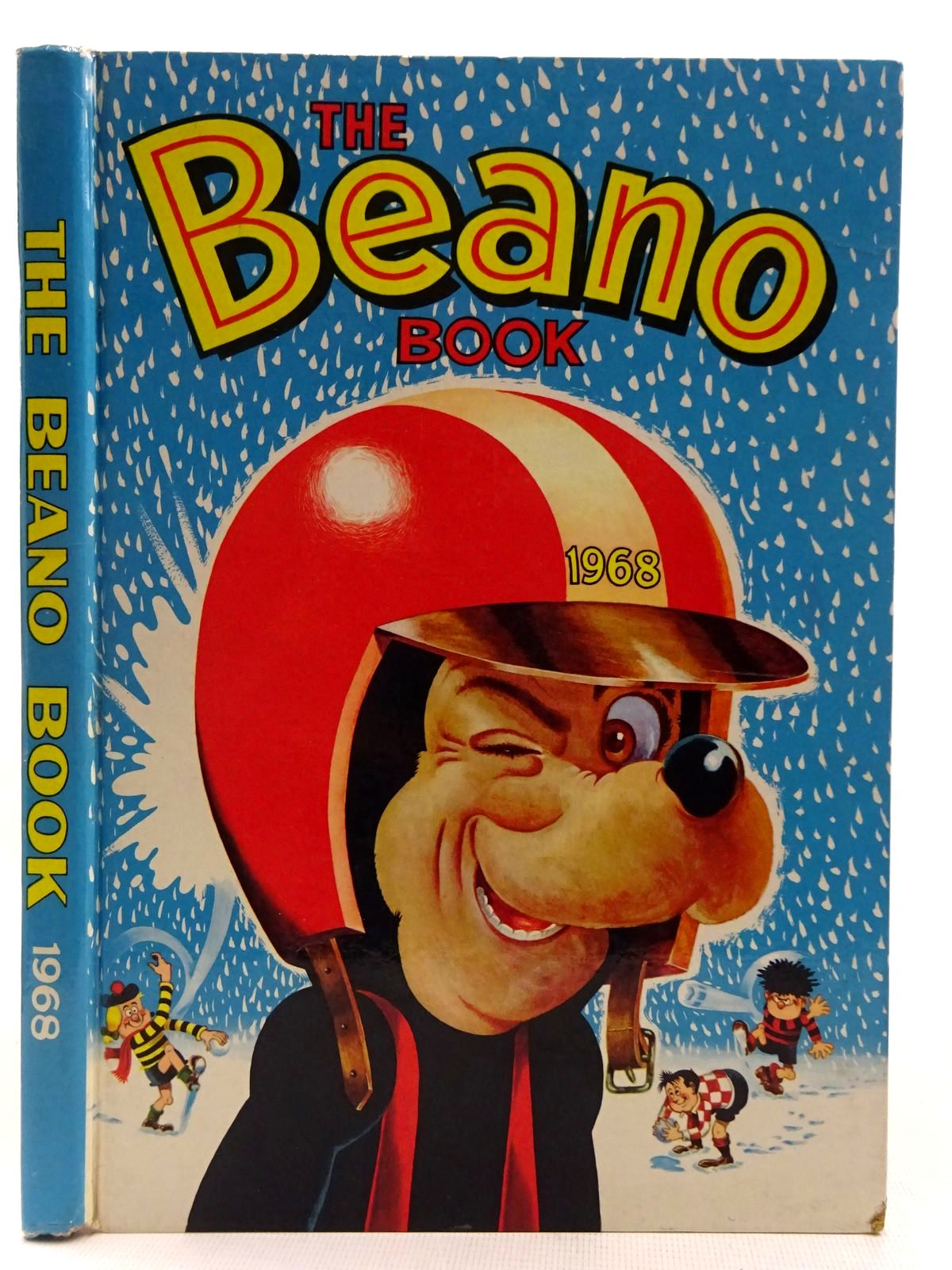 Photo of THE BEANO BOOK 1968- Stock Number: 2128372