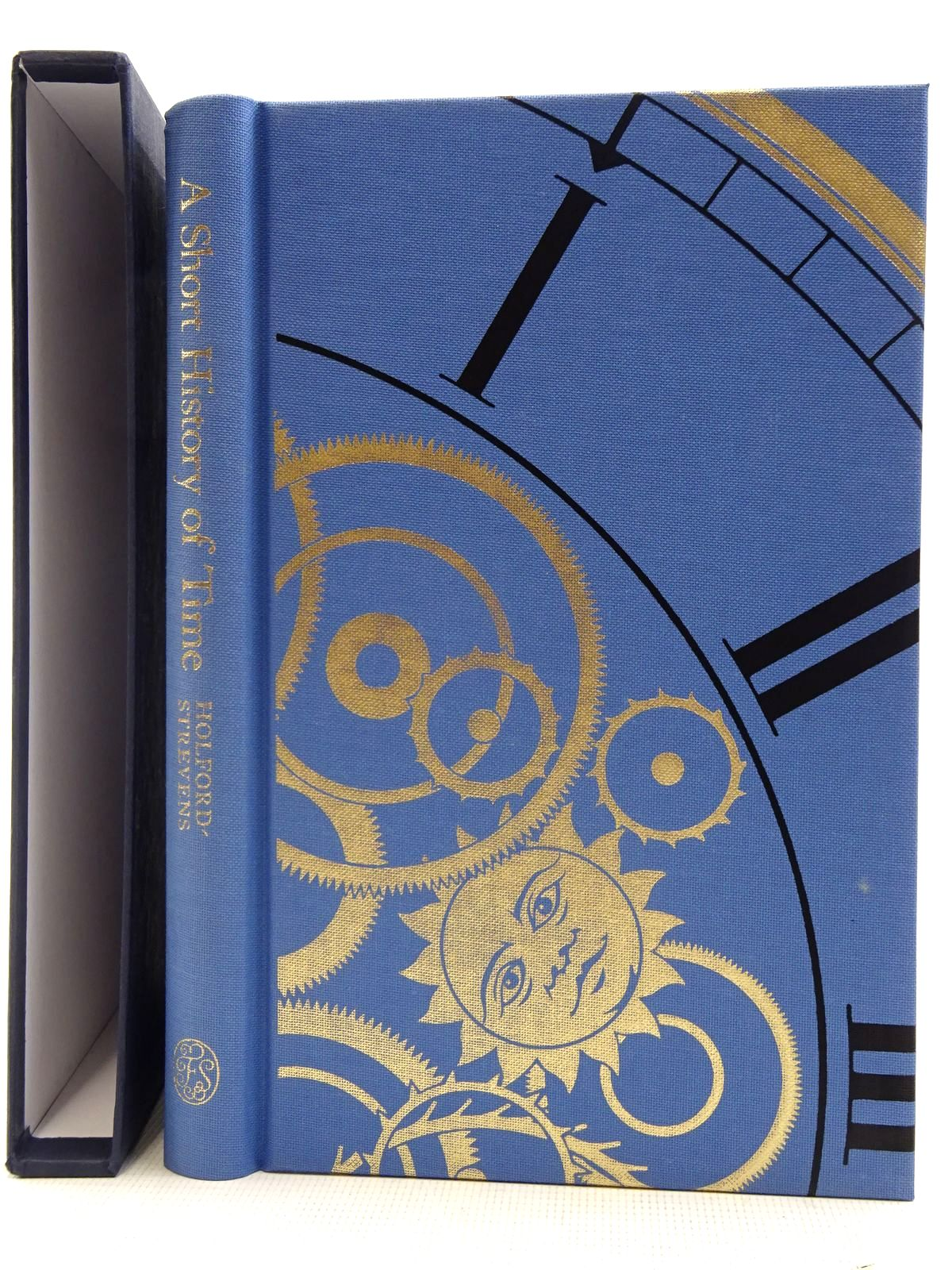 Photo of A SHORT HISTORY OF TIME written by Holford-Strevens, Leofranc published by Folio Society (STOCK CODE: 2128376)  for sale by Stella & Rose's Books