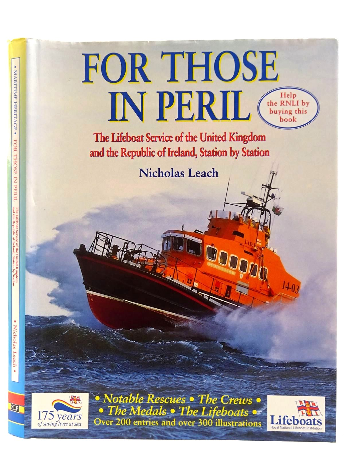 Photo of FOR THOSE IN PERIL written by Leach, Nicholas published by Silver Link Publishing (STOCK CODE: 2128390)  for sale by Stella & Rose's Books