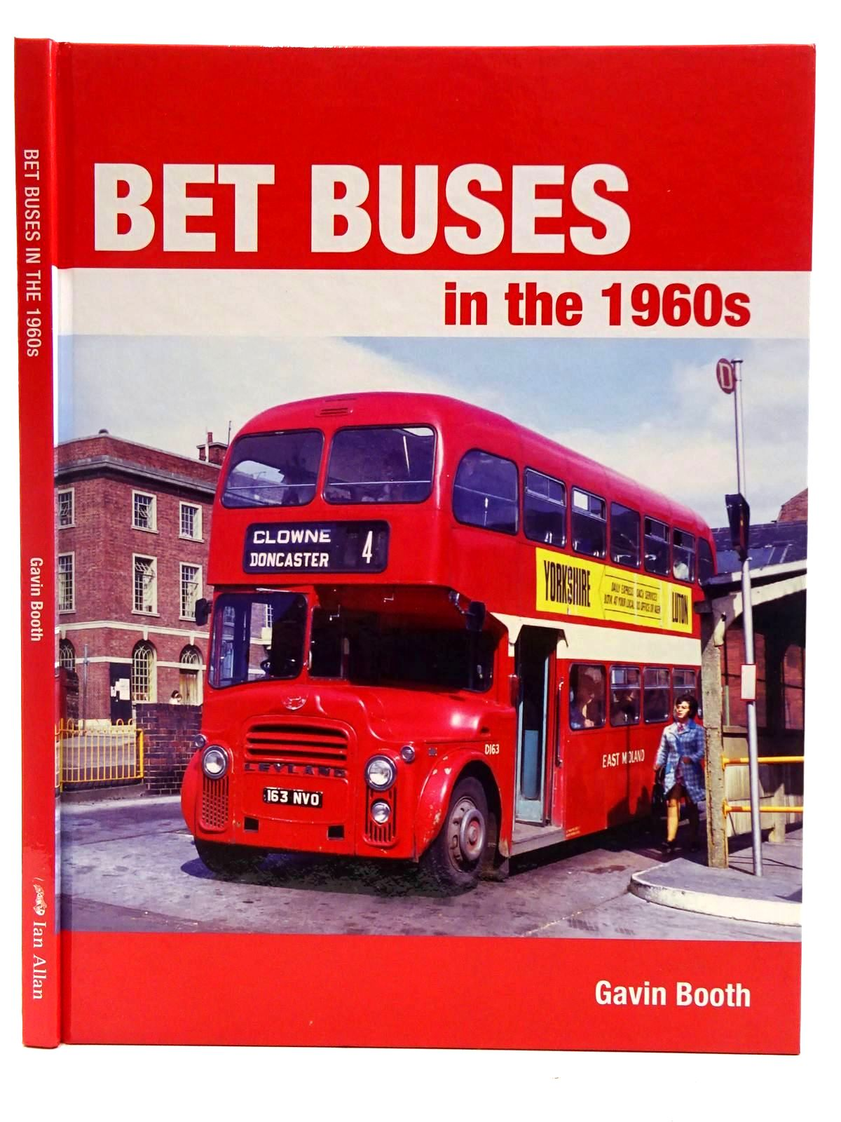 Photo of BET BUSES OF THE 1960S- Stock Number: 2128392