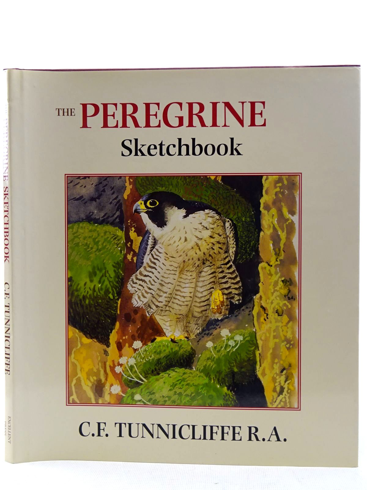 Photo of THE PEREGRINE SKETCHBOOK written by Gillmor, Robert