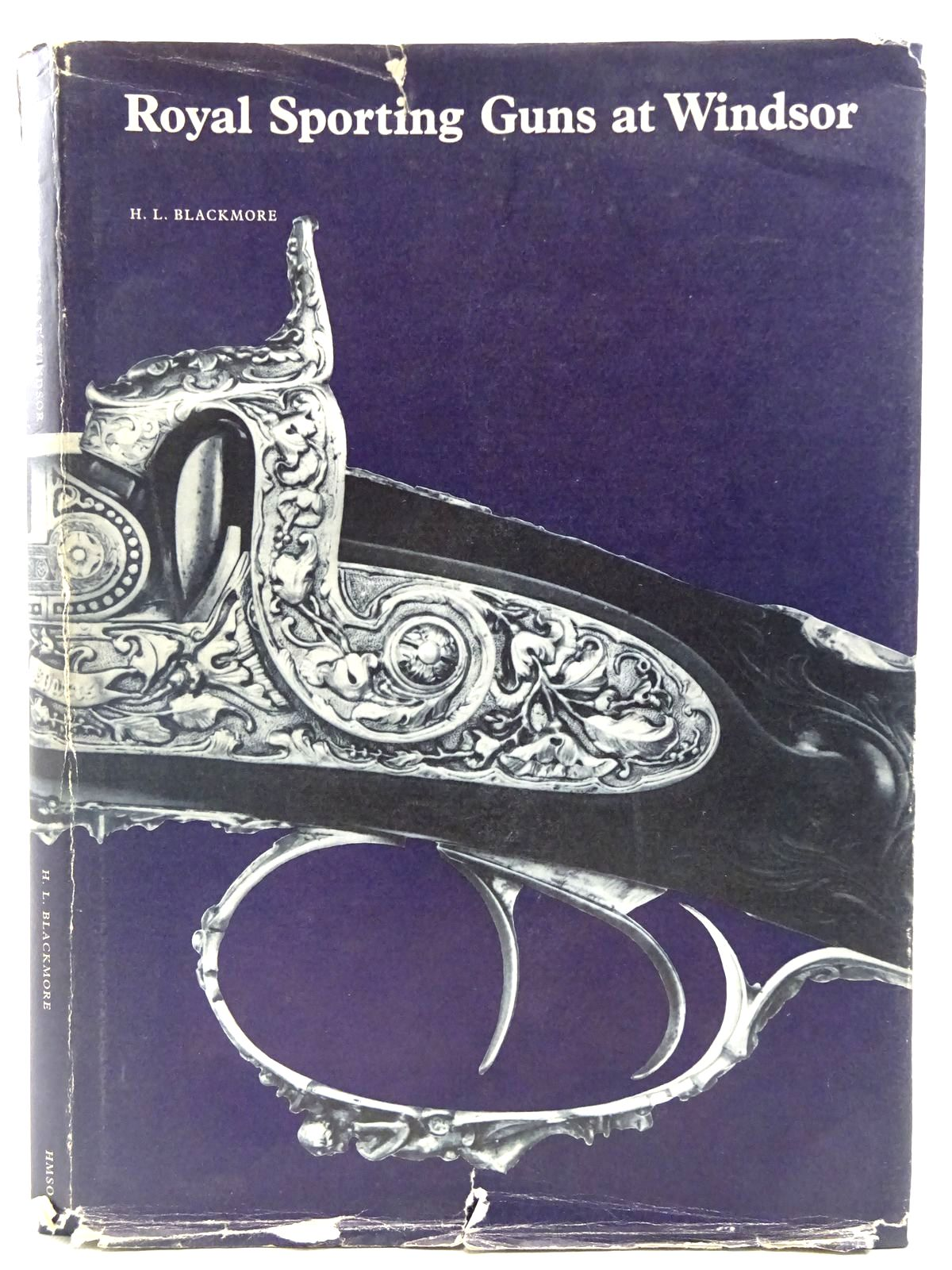 Photo of ROYAL SPORTING GUNS AT WINDSOR written by Blackmore, Howard L. published by Her Majesty's Stationery Office (STOCK CODE: 2128406)  for sale by Stella & Rose's Books