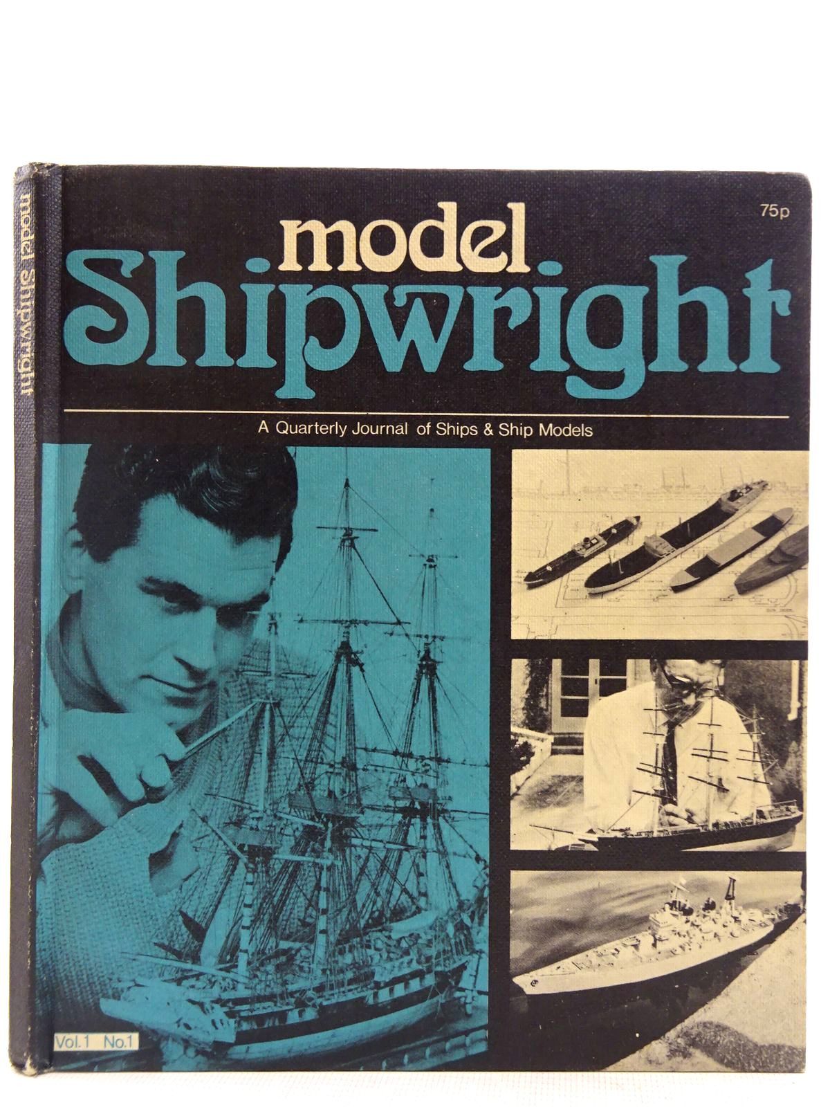 Photo of MODEL SHIPWRIGHT VOLUME 1 No. 1- Stock Number: 2128444