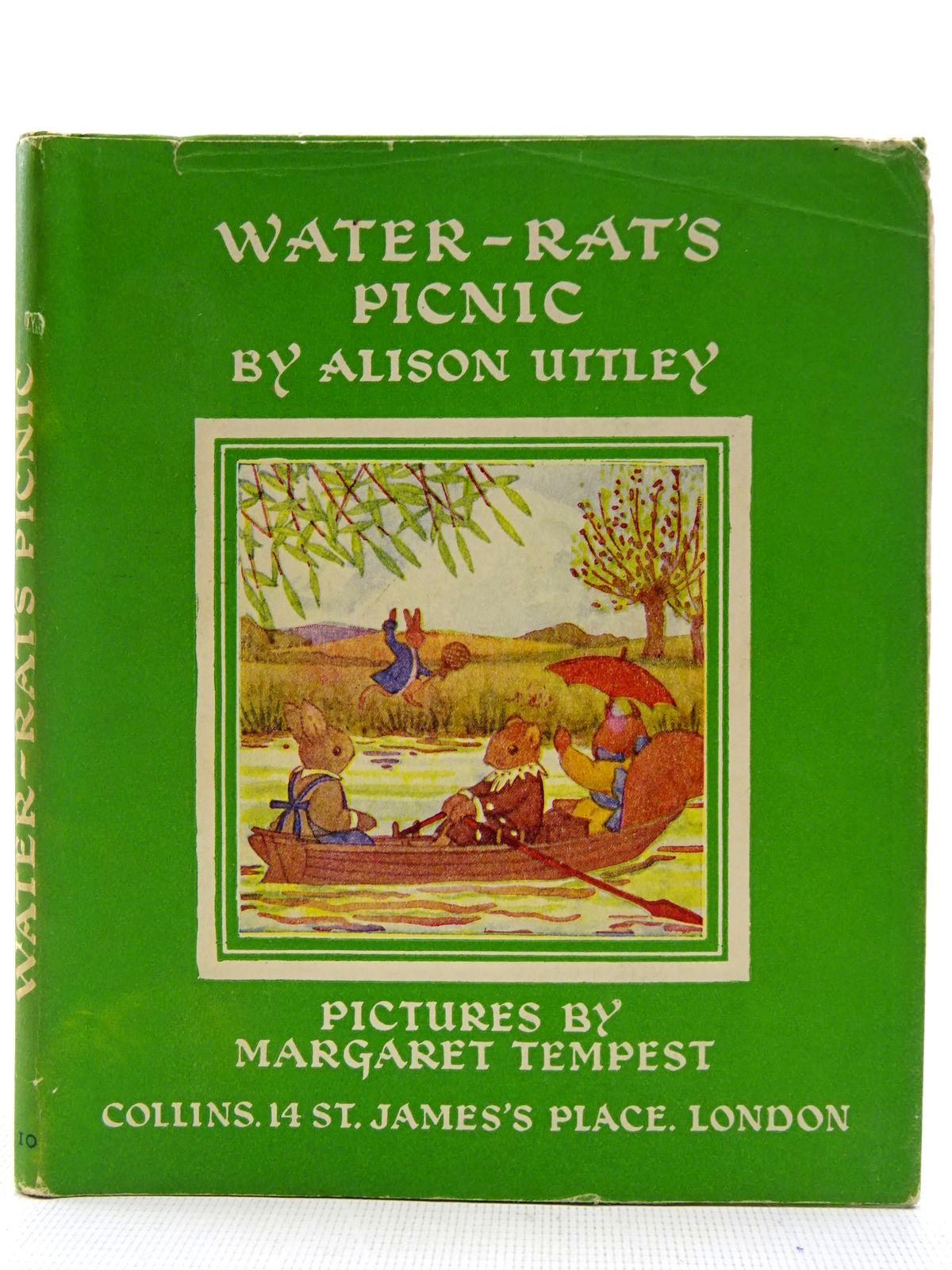 Photo of WATER-RAT'S PICNIC- Stock Number: 2128472