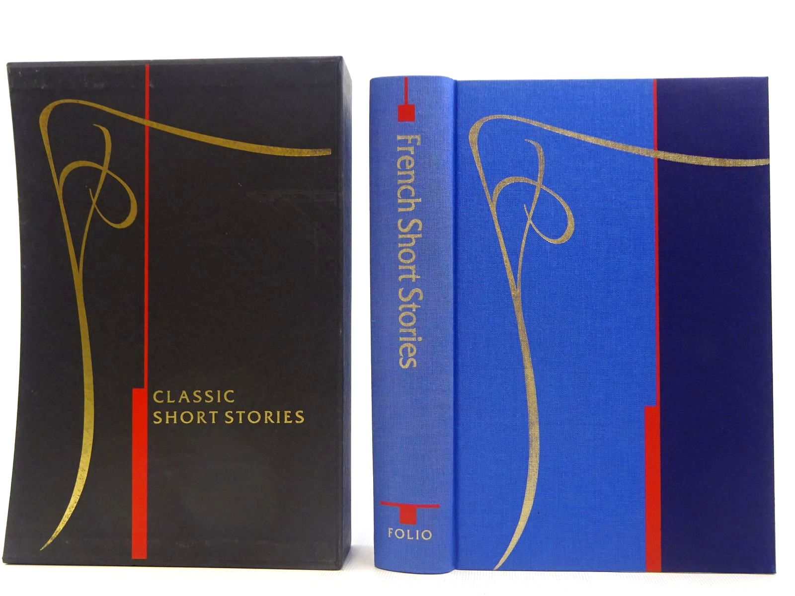 Photo of FRENCH SHORT STORIES written by Masters, Brian illustrated by Bour, Veronique published by Folio Society (STOCK CODE: 2128492)  for sale by Stella & Rose's Books