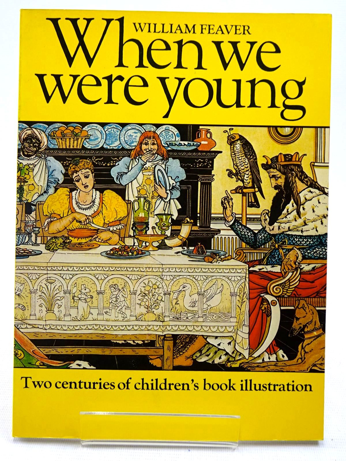 Photo of WHEN WE WERE YOUNG written by Feaver, William published by Thames and Hudson (STOCK CODE: 2128535)  for sale by Stella & Rose's Books