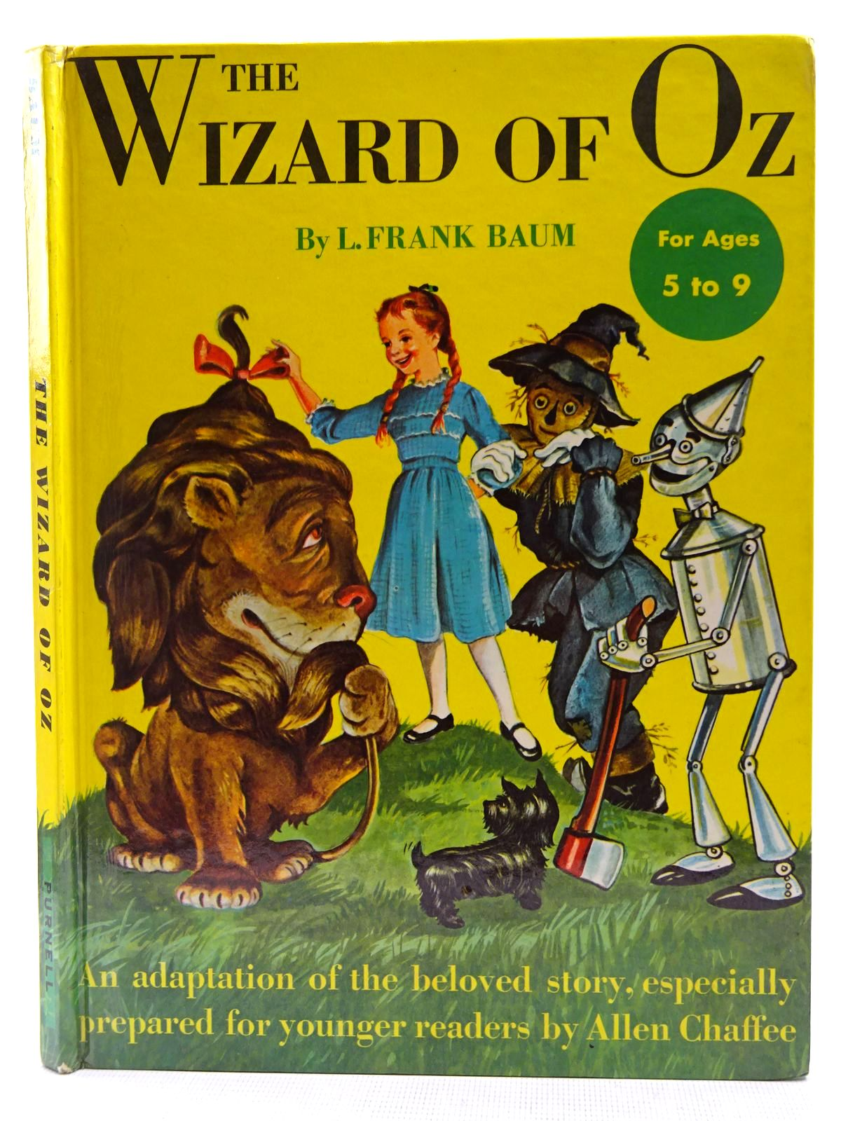 Photo of THE WIZARD OF OZ- Stock Number: 2128541