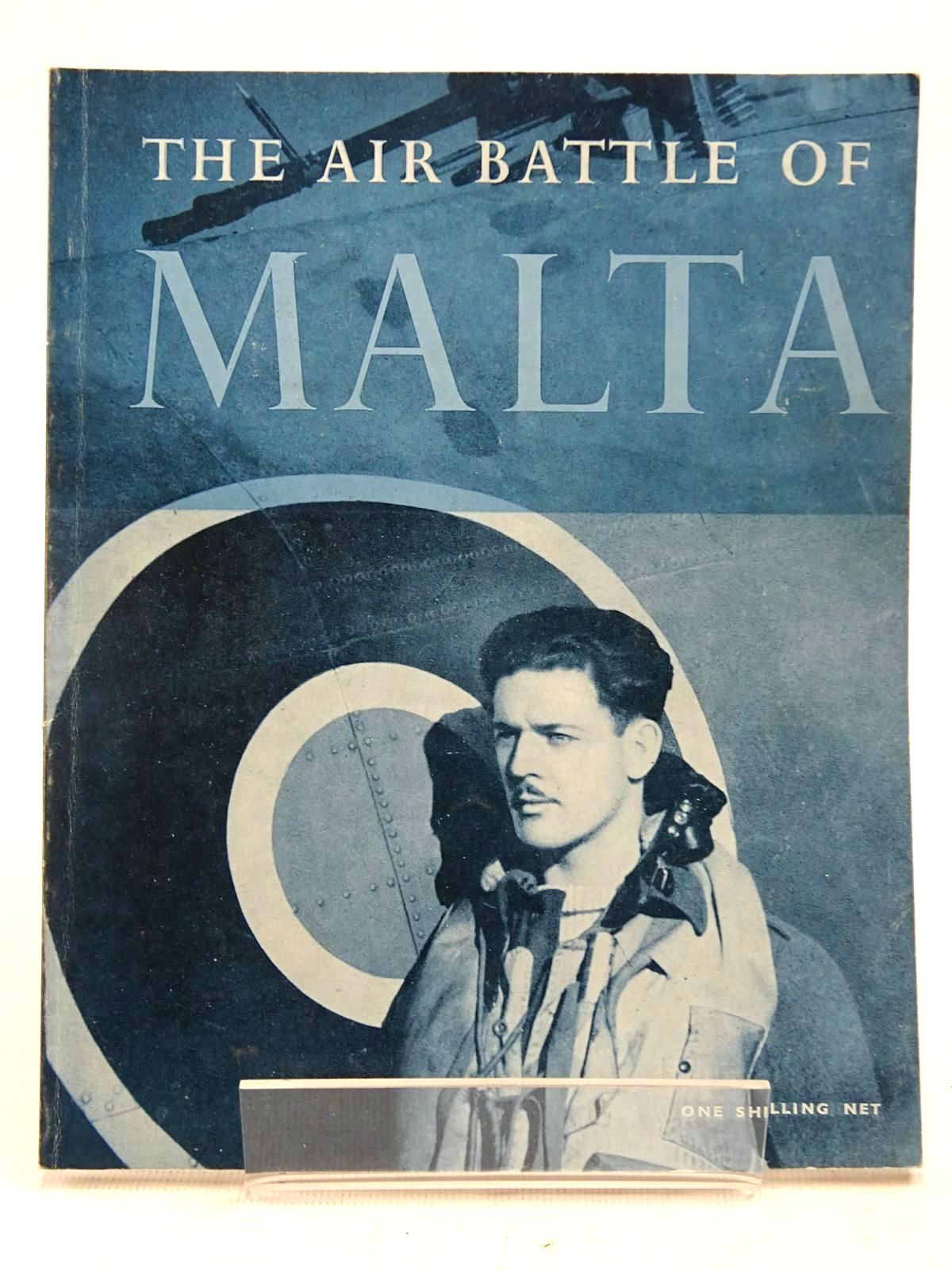 Photo of THE AIR BATTLE OF MALTA- Stock Number: 2128575