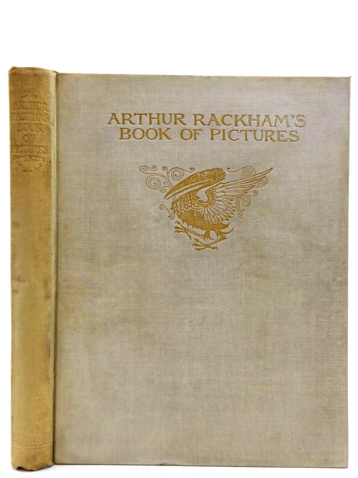 Photo of ARTHUR RACKHAM'S BOOK OF PICTURES- Stock Number: 2128582