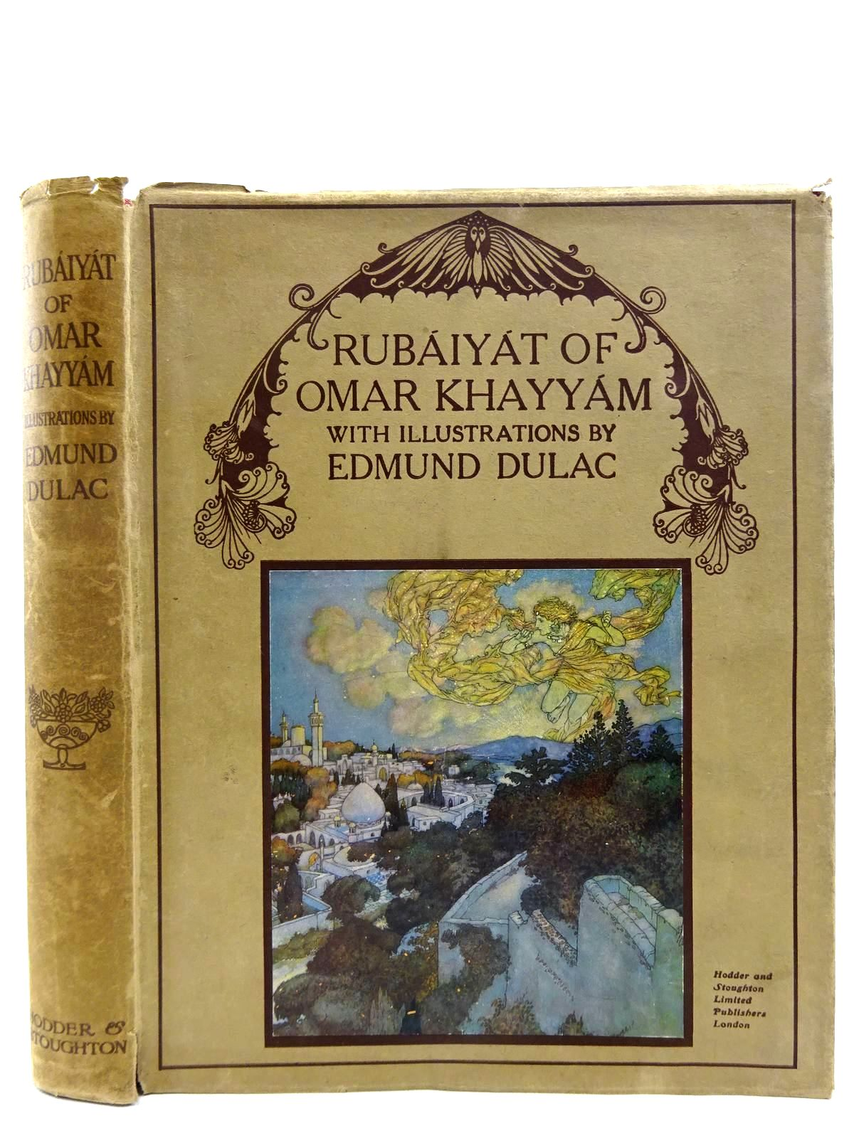 Photo of RUBAIYAT OF OMAR KHAYYAM- Stock Number: 2128588