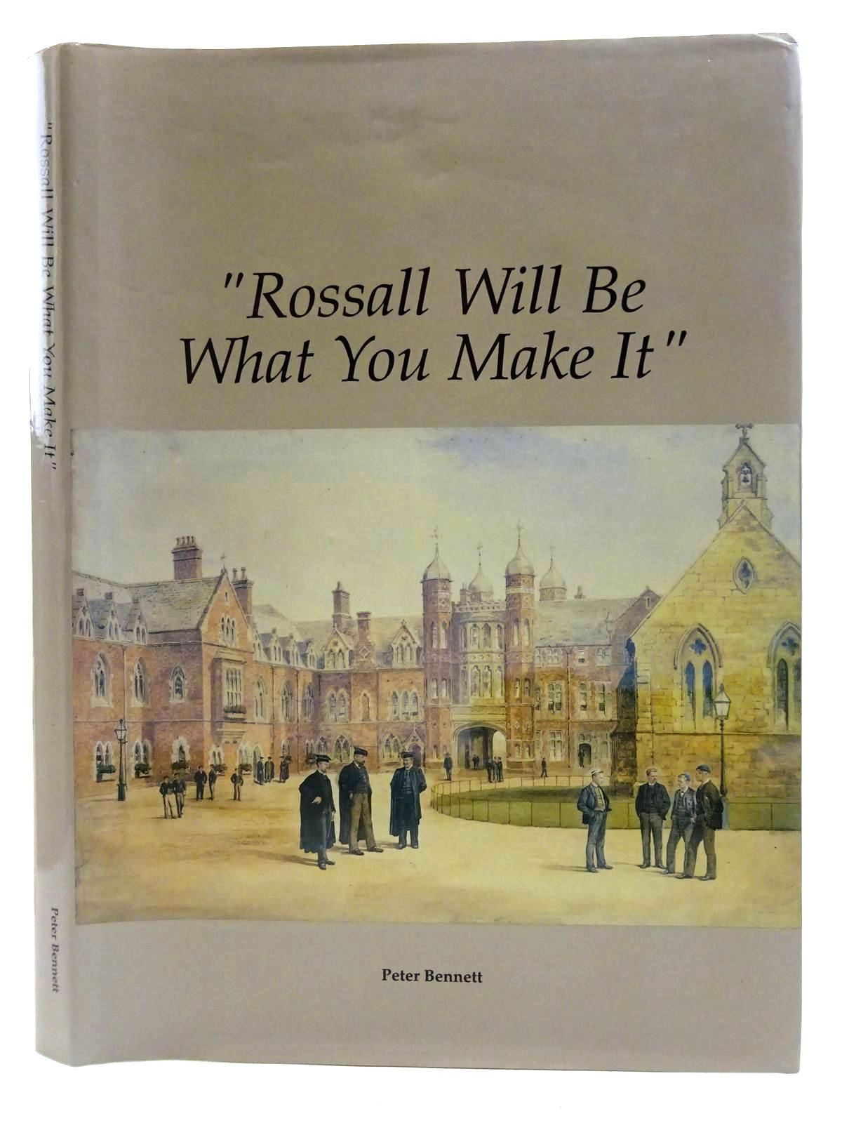"Photo of ""ROSSALL WILL BE WHAT YOU MAKE IT""- Stock Number: 2128595"
