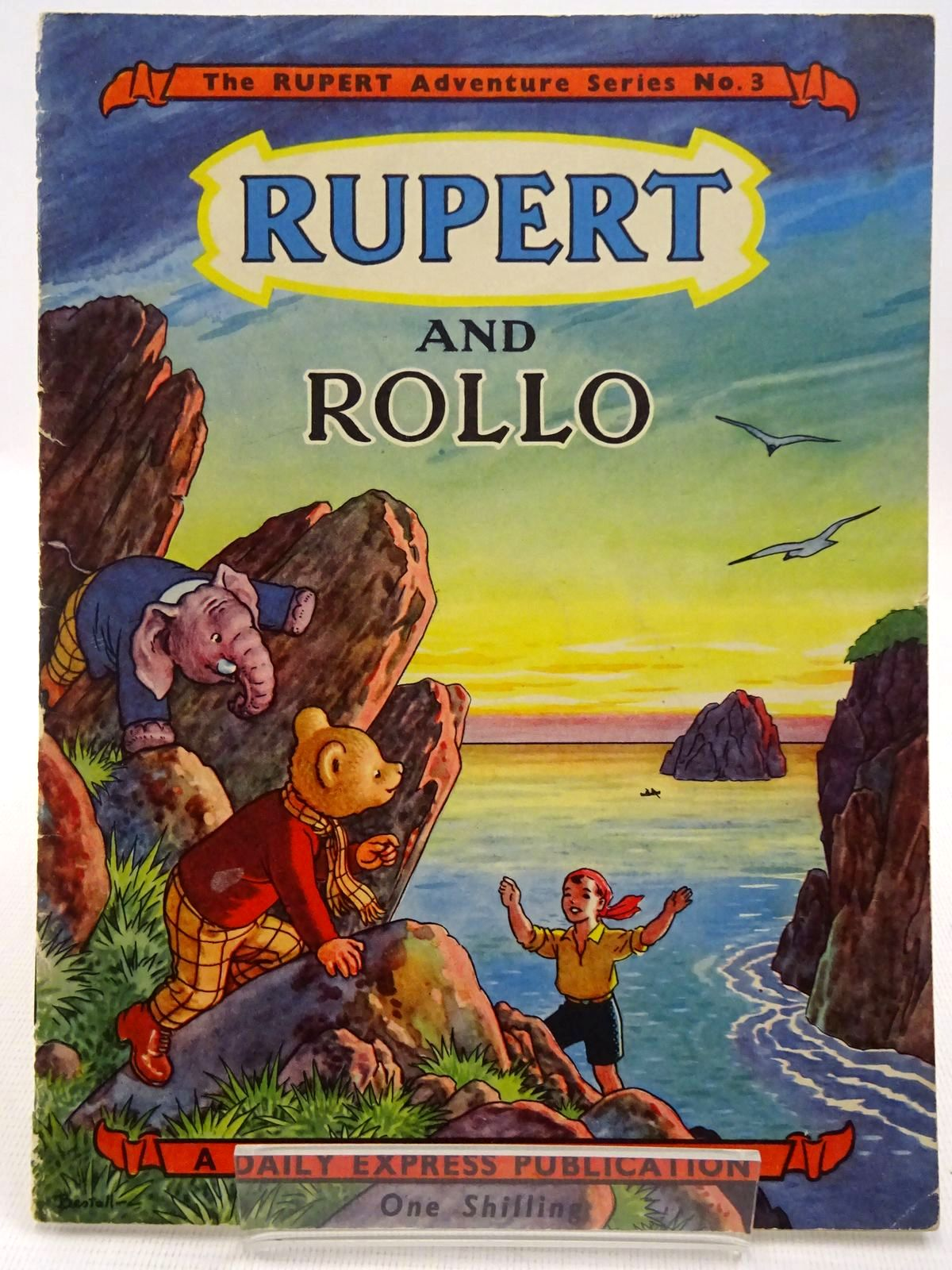 Photo of RUPERT ADVENTURE SERIES No. 3 - RUPERT AND ROLLO- Stock Number: 2128605