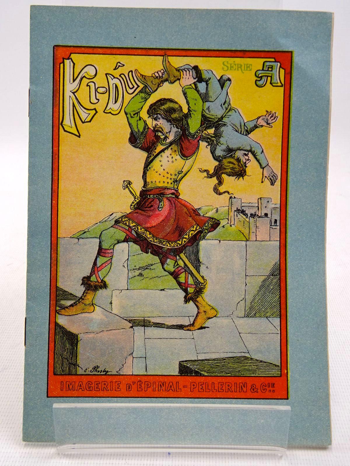 Photo of KI-DU (LE CHIEN NOIR) published by Imagerie D'Epinal-Pellering & Cie (STOCK CODE: 2128621)  for sale by Stella & Rose's Books