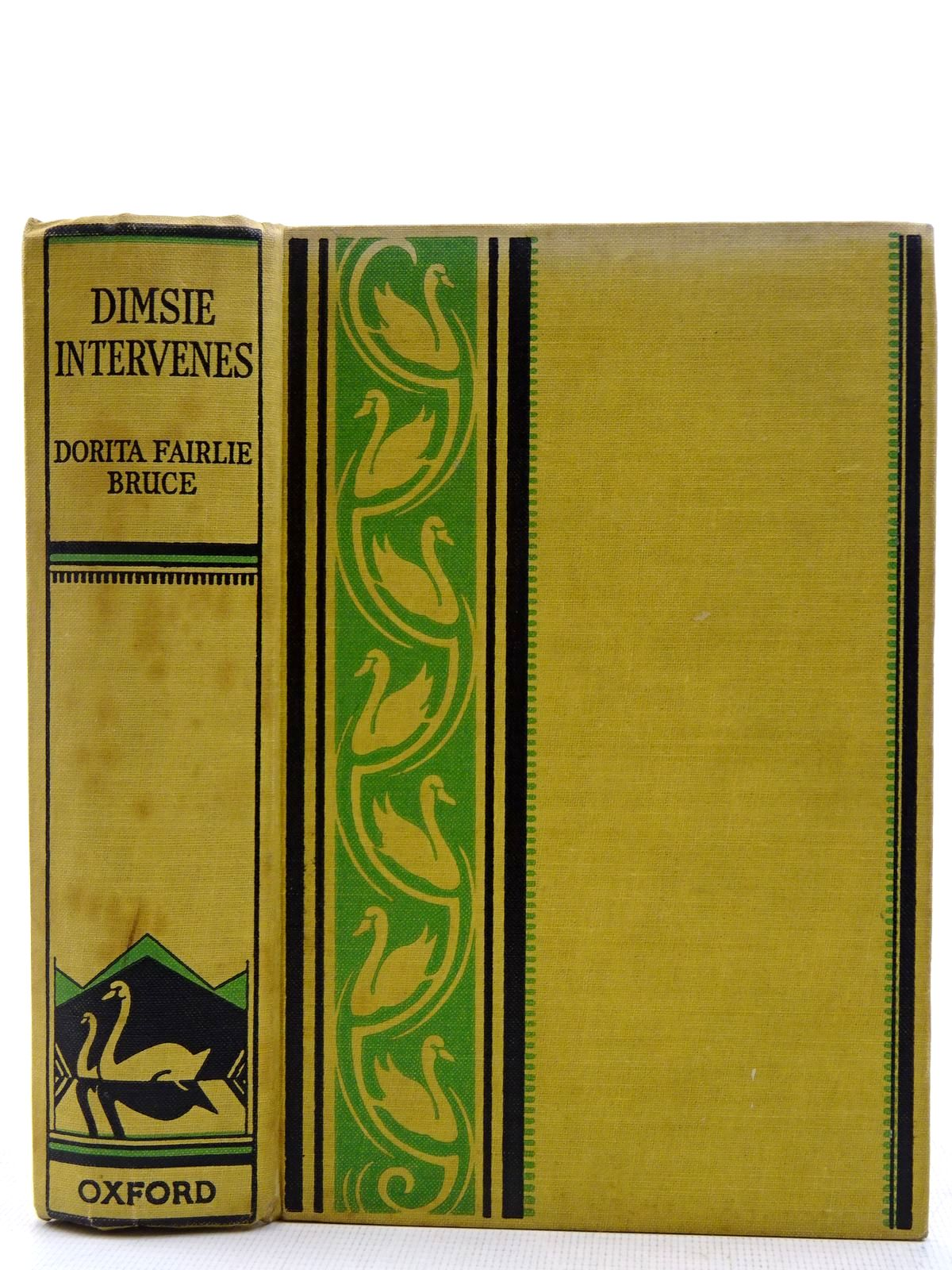 Photo of DIMSIE INTERVENES written by Bruce, Dorita Fairlie illustrated by Johnston, M.D. published by Oxford University Press, Humphrey Milford (STOCK CODE: 2128637)  for sale by Stella & Rose's Books