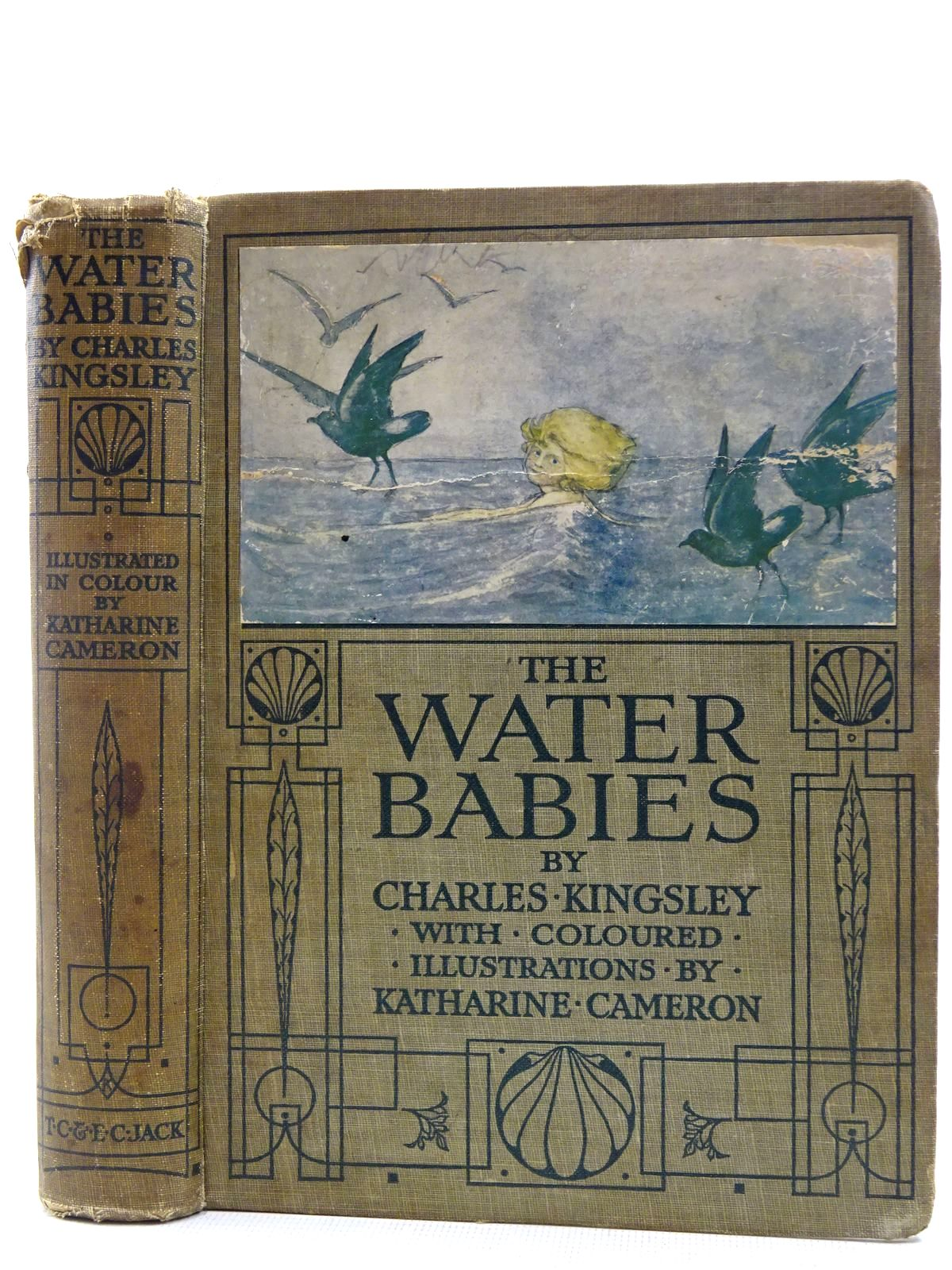 Photo of THE WATER BABIES written by Kingsley, Charles illustrated by Cameron, Katharine published by T.C. & E.C. Jack Ltd. (STOCK CODE: 2128639)  for sale by Stella & Rose's Books