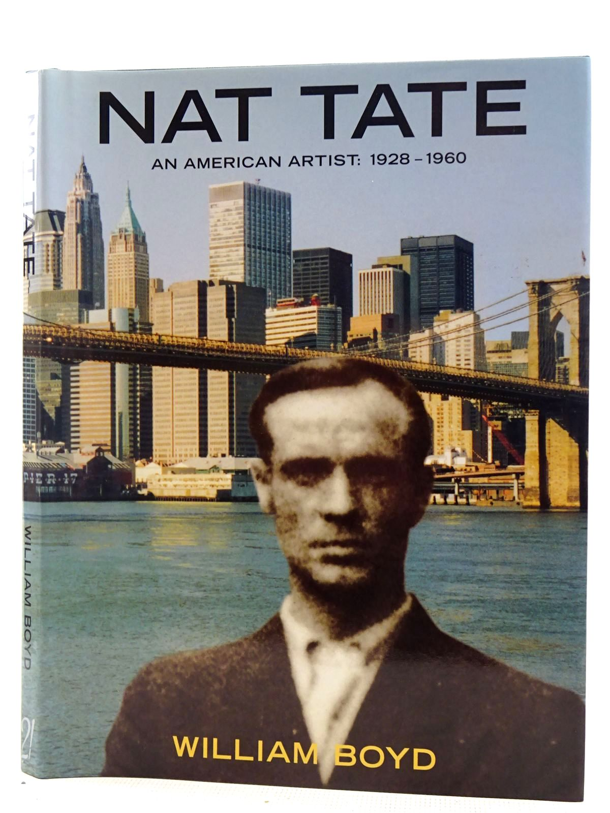 Photo of NAT TATE AN AMERICAN ARTIST 1928-1960- Stock Number: 2128644