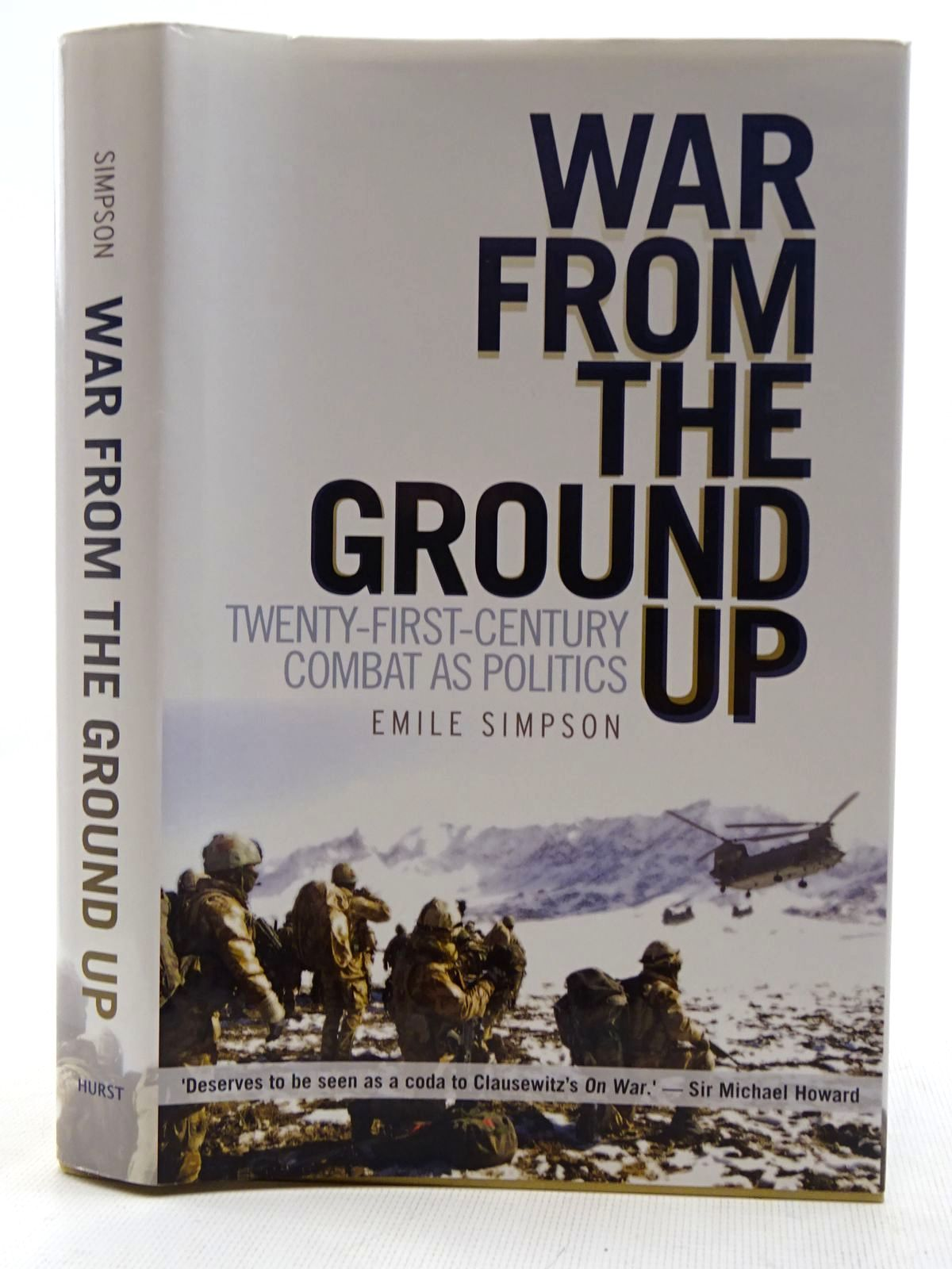 Photo of WAR FROM THE GROUND UP- Stock Number: 2128650