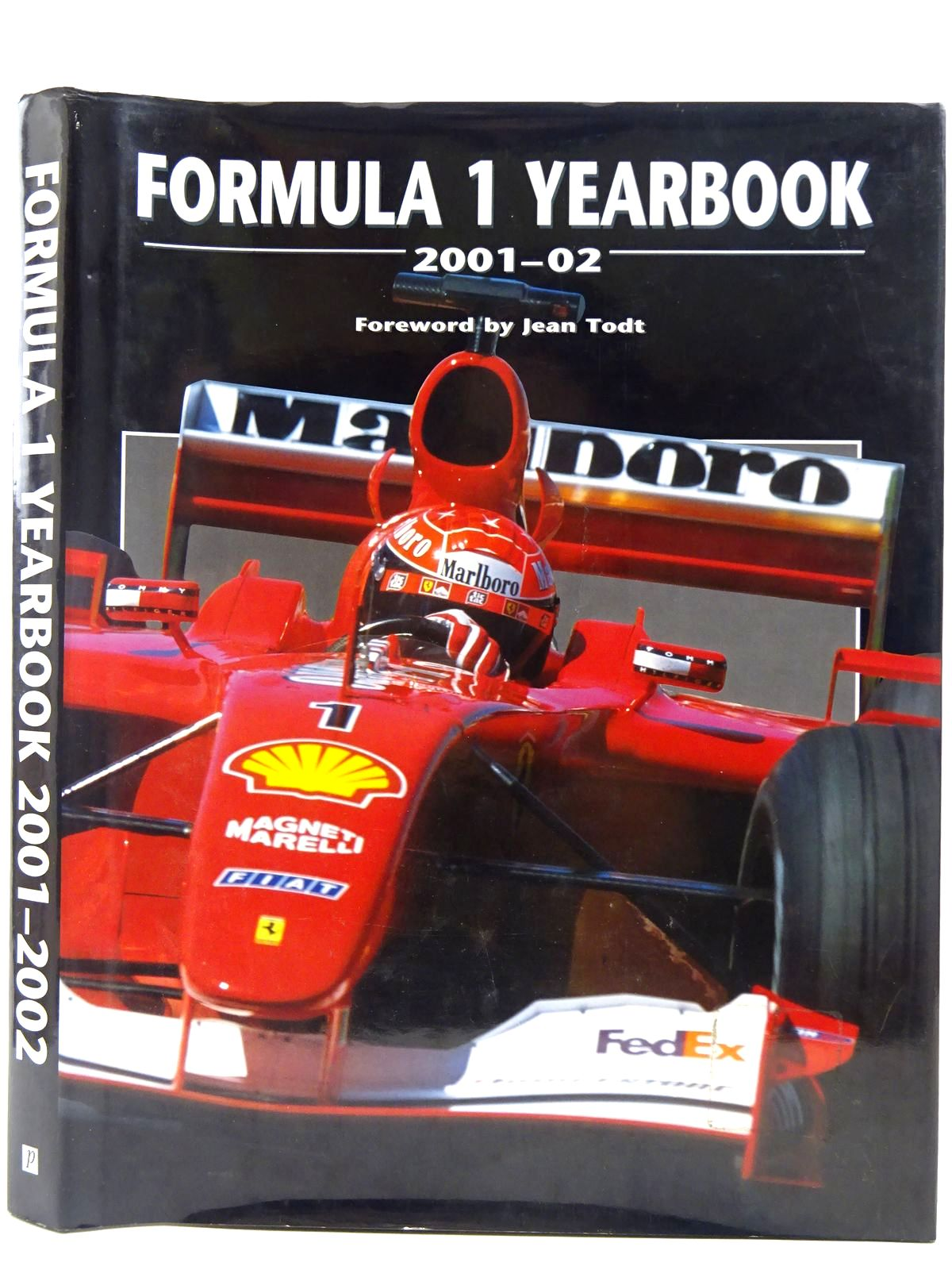 Photo of FORMULA 1 YEARBOOK 2001-02 written by Domenjoz, Luc published by Parragon (STOCK CODE: 2128672)  for sale by Stella & Rose's Books