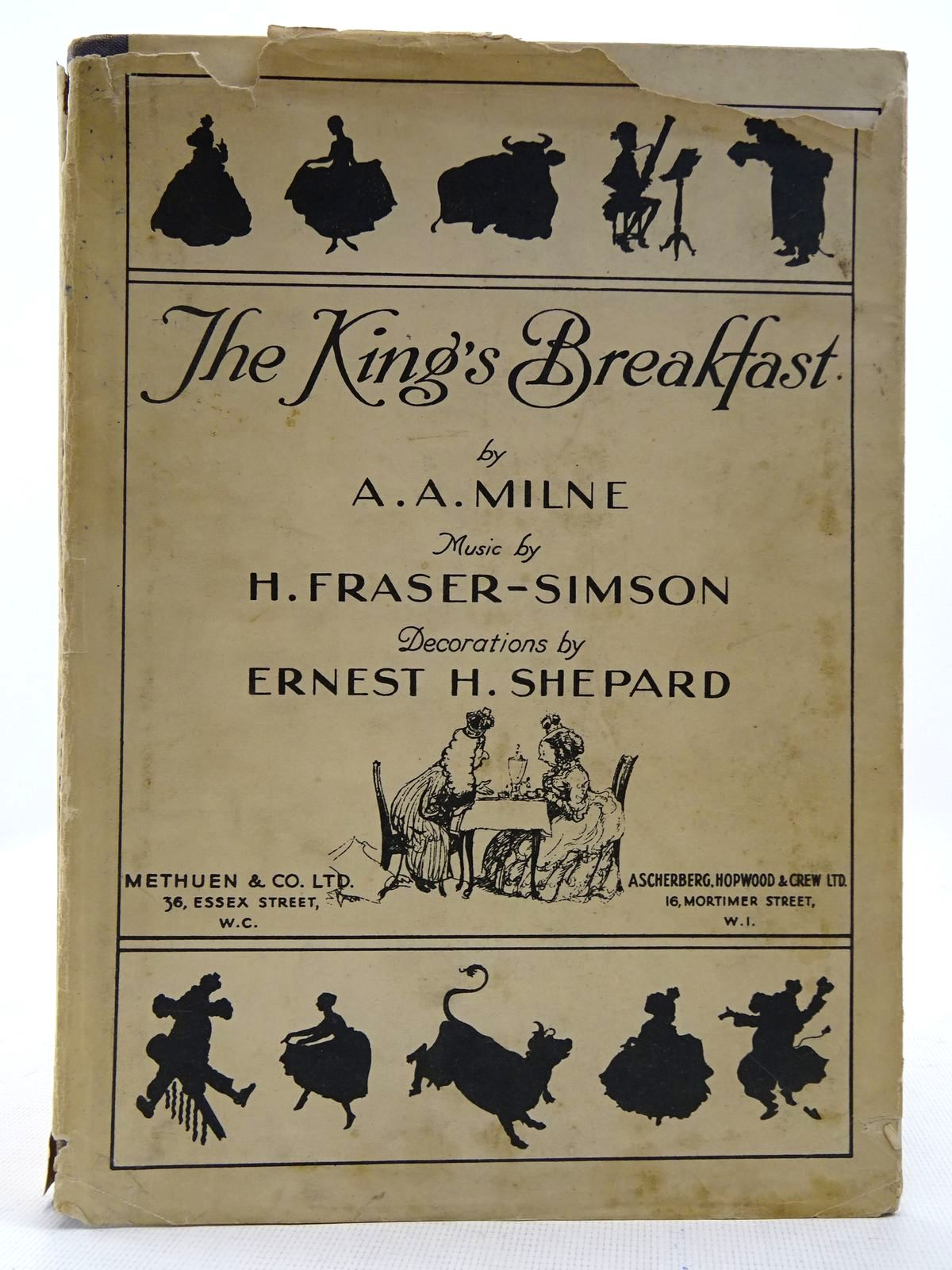 Photo of THE KING'S BREAKFAST- Stock Number: 2128678