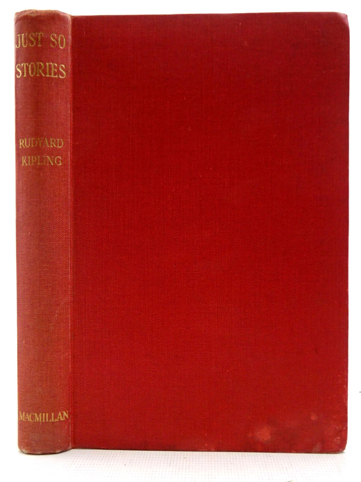 Photo of JUST SO STORIES- Stock Number: 2128720