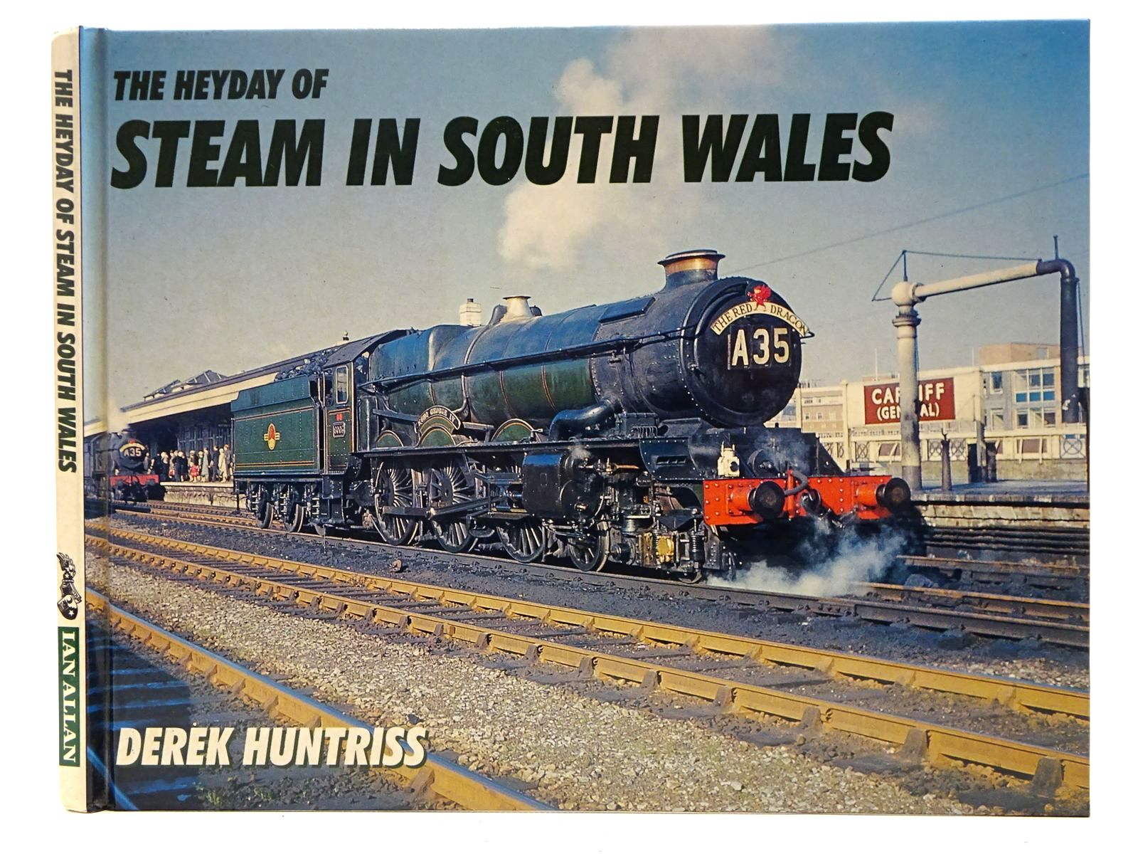 Photo of THE HEYDAY OF STEAM IN SOUTH WALES written by Huntriss, Derek published by Ian Allan (STOCK CODE: 2128795)  for sale by Stella & Rose's Books