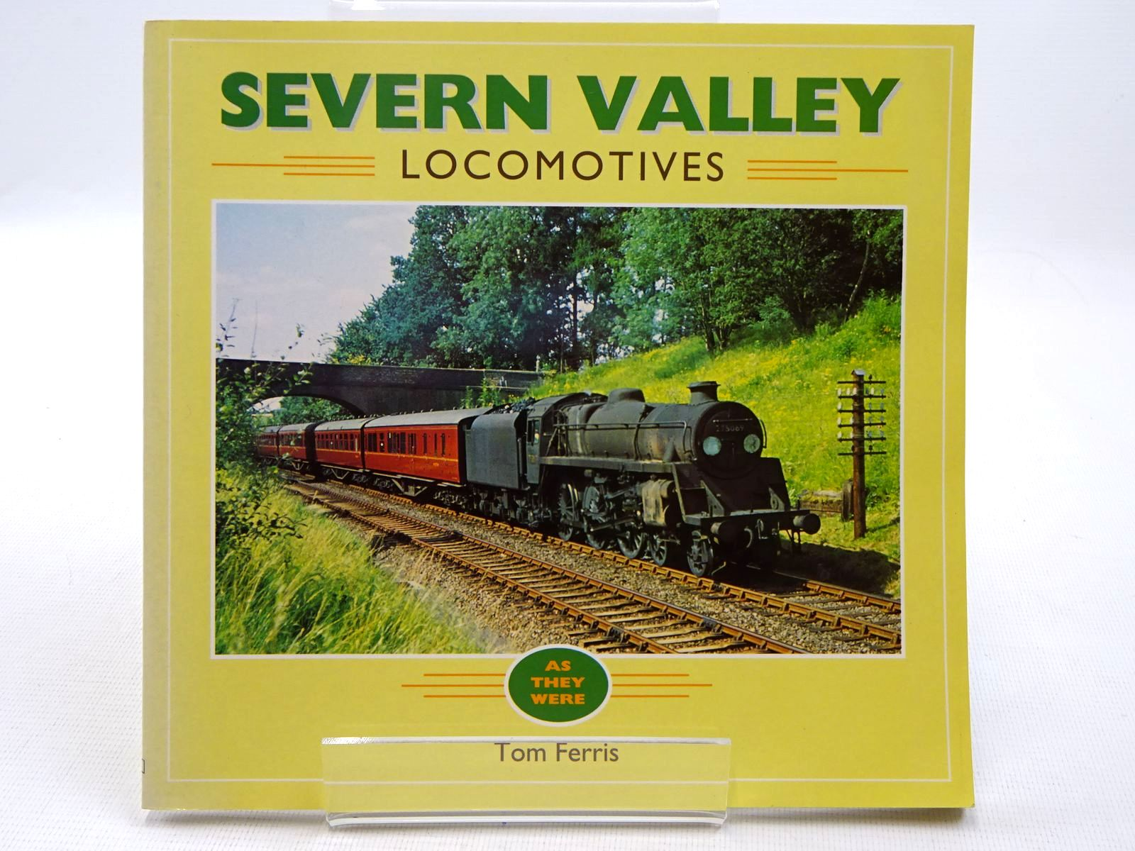 Photo of SEVERN VALLEY LOCOMOTIVES written by Ferris, Tom published by Midland Publishing (STOCK CODE: 2128829)  for sale by Stella & Rose's Books