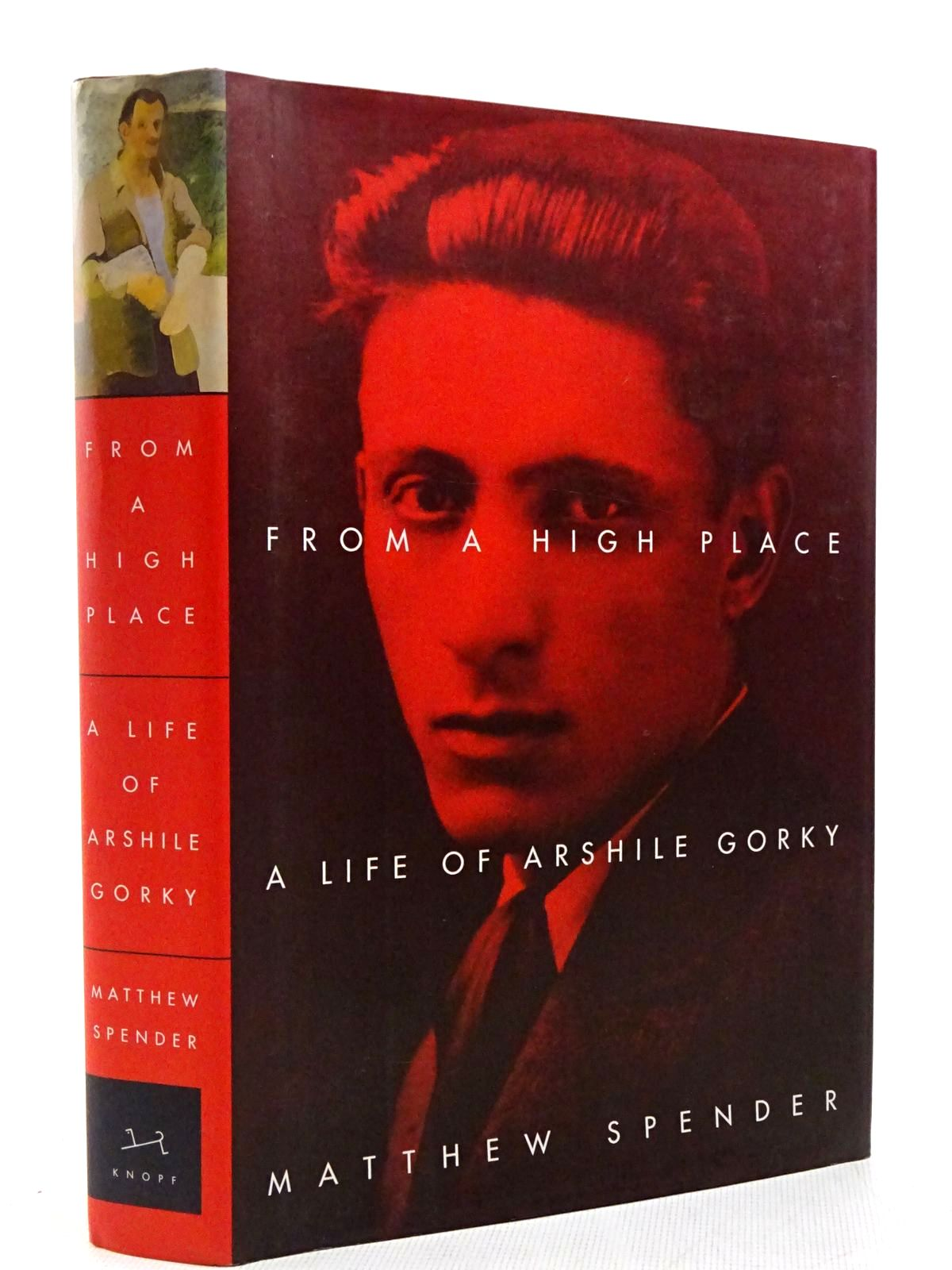 Photo of FROM A HIGH PLACE A LIFE OF ARSHILE GORKY- Stock Number: 2128880