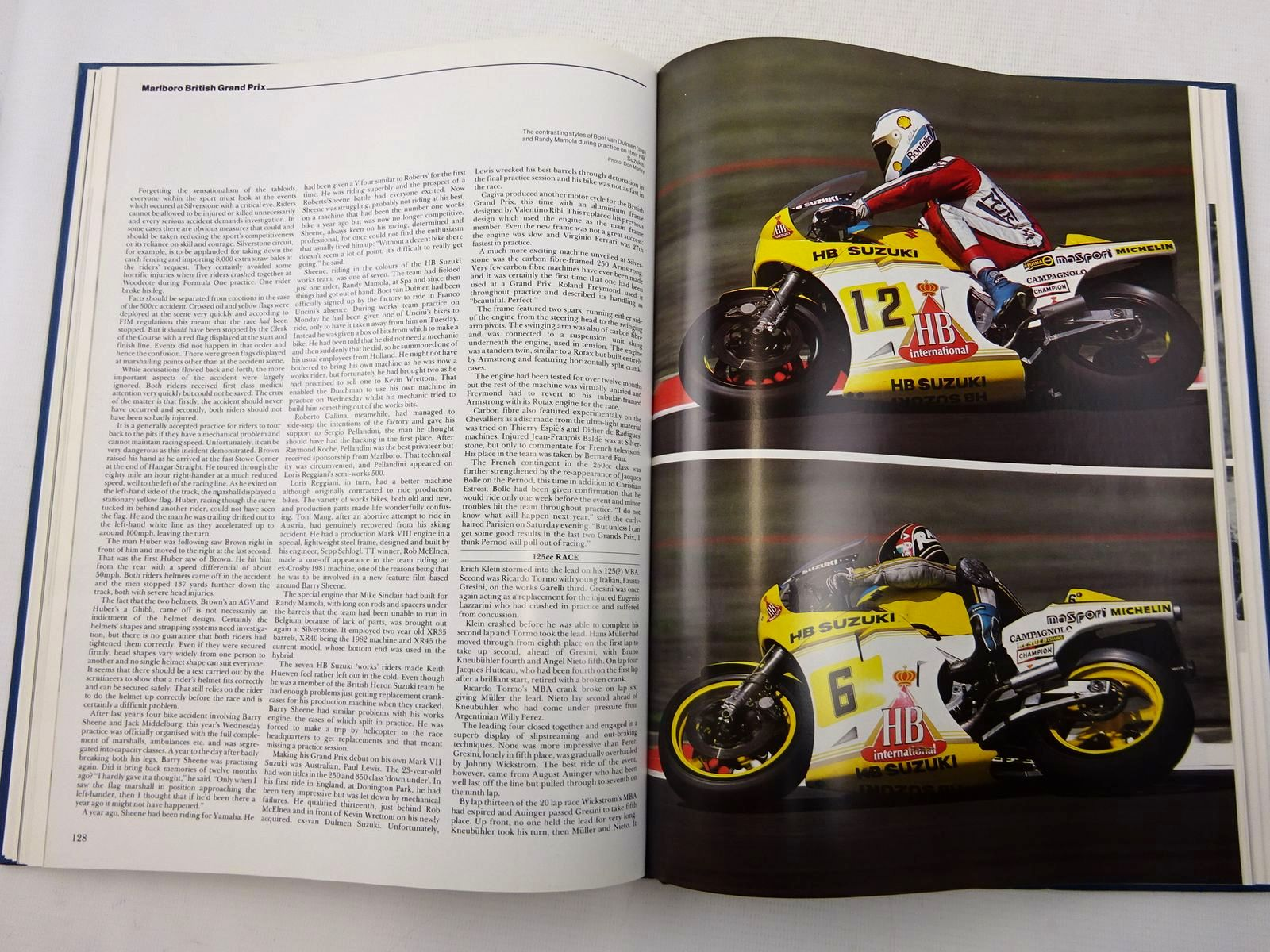 Photo of MOTOCOURSE 1983-84 published by Hazleton Publishing (STOCK CODE: 2128897)  for sale by Stella & Rose's Books