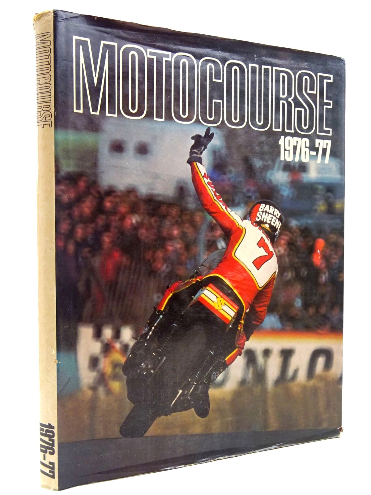 Photo of MOTOCOURSE 1976-77 published by Hazleton Publishing (STOCK CODE: 2128898)  for sale by Stella & Rose's Books