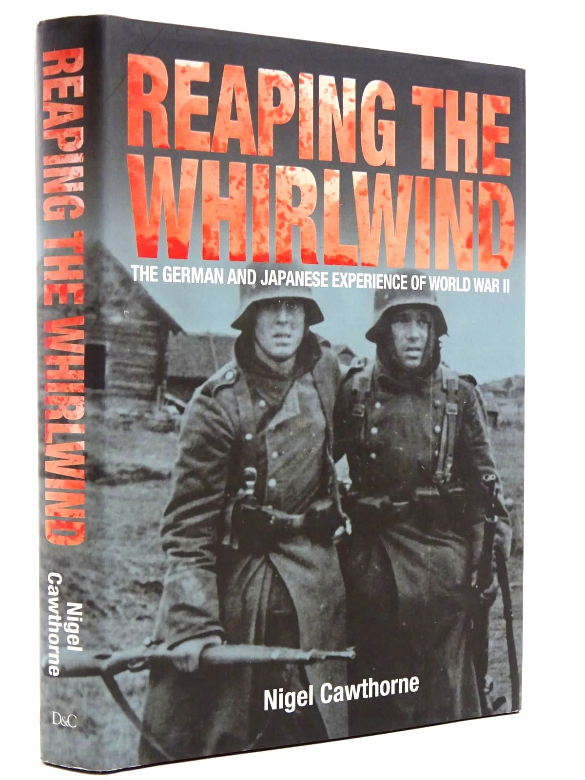 Photo of REAPING THE WHIRLWIND written by Cawthorne, Nigel published by David & Charles (STOCK CODE: 2128903)  for sale by Stella & Rose's Books