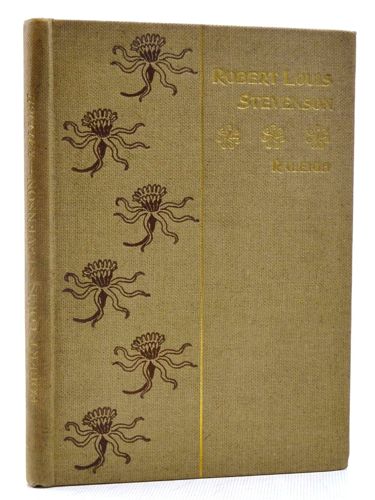 Photo of ROBERT LOUIS STEVENSON written by Raleigh, Walter published by Edward Arnold (STOCK CODE: 2128910)  for sale by Stella & Rose's Books
