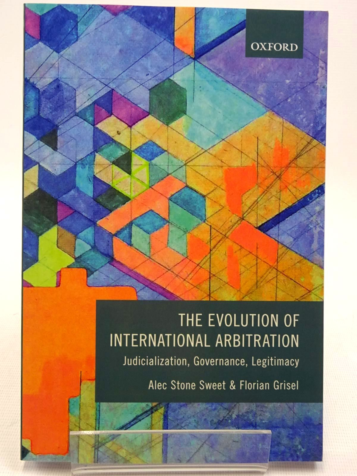 Photo of THE EVOLUTION OF INTERNATIONAL ARBITRATION- Stock Number: 2128920