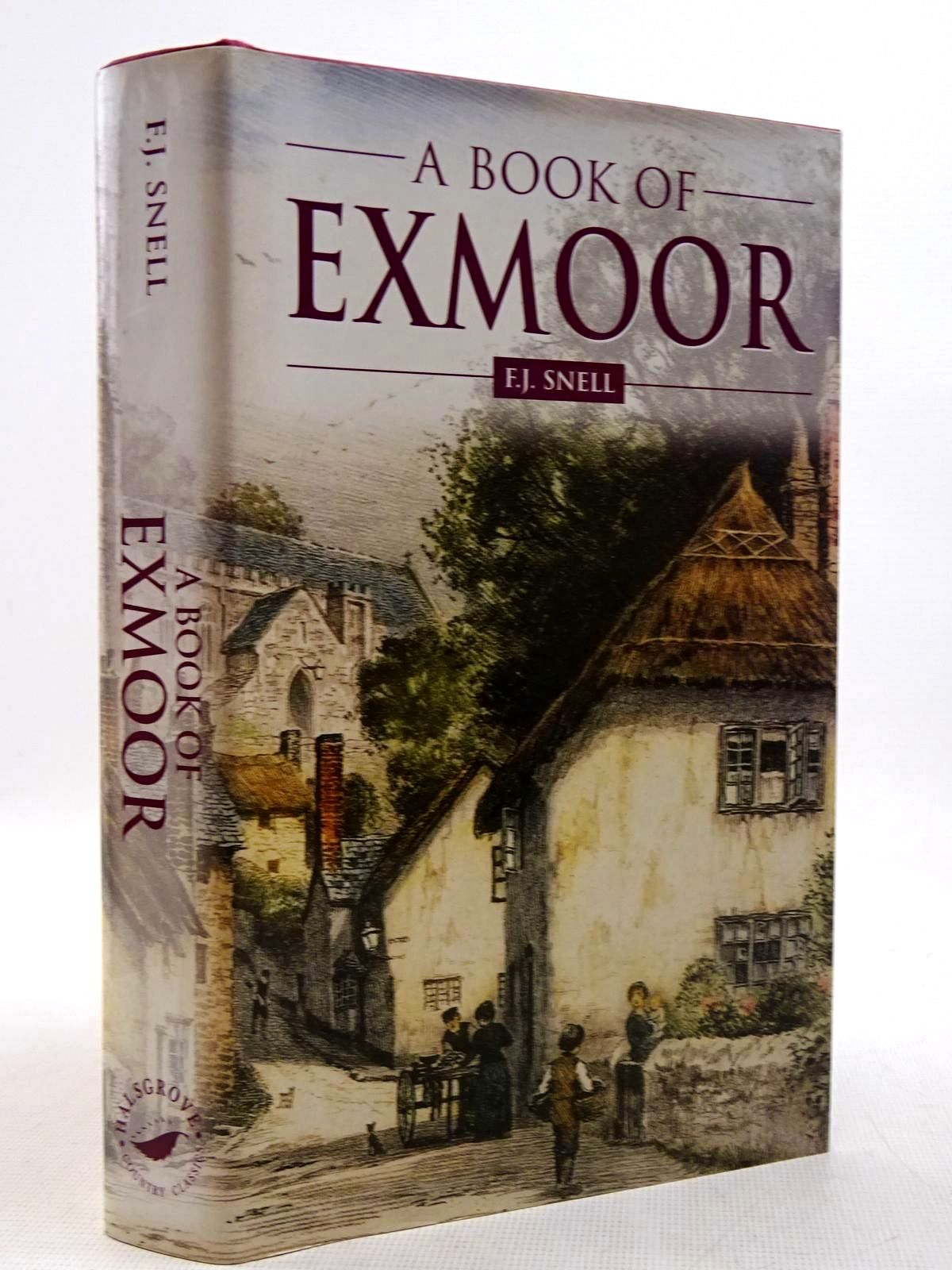 Photo of A BOOK OF EXMOOR- Stock Number: 2128924