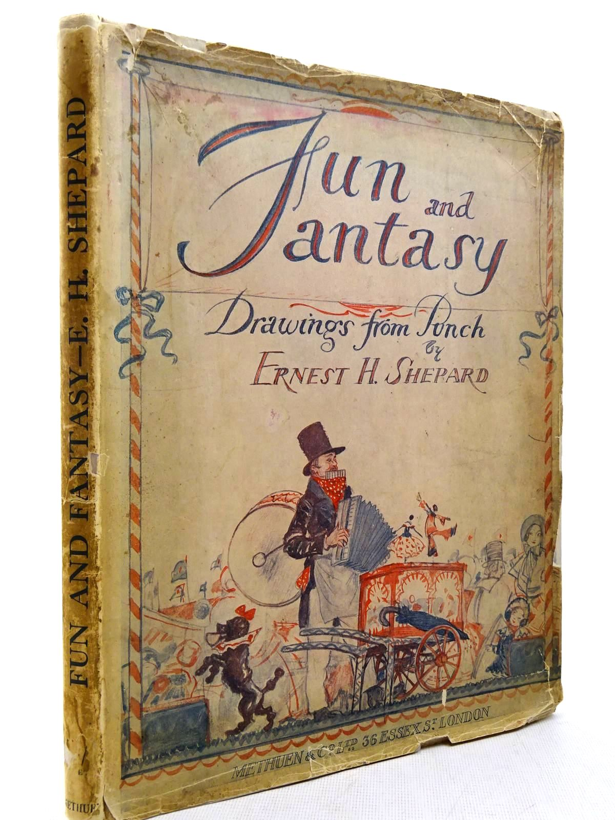 Photo of FUN & FANTASY A BOOK OF DRAWINGS- Stock Number: 2128979