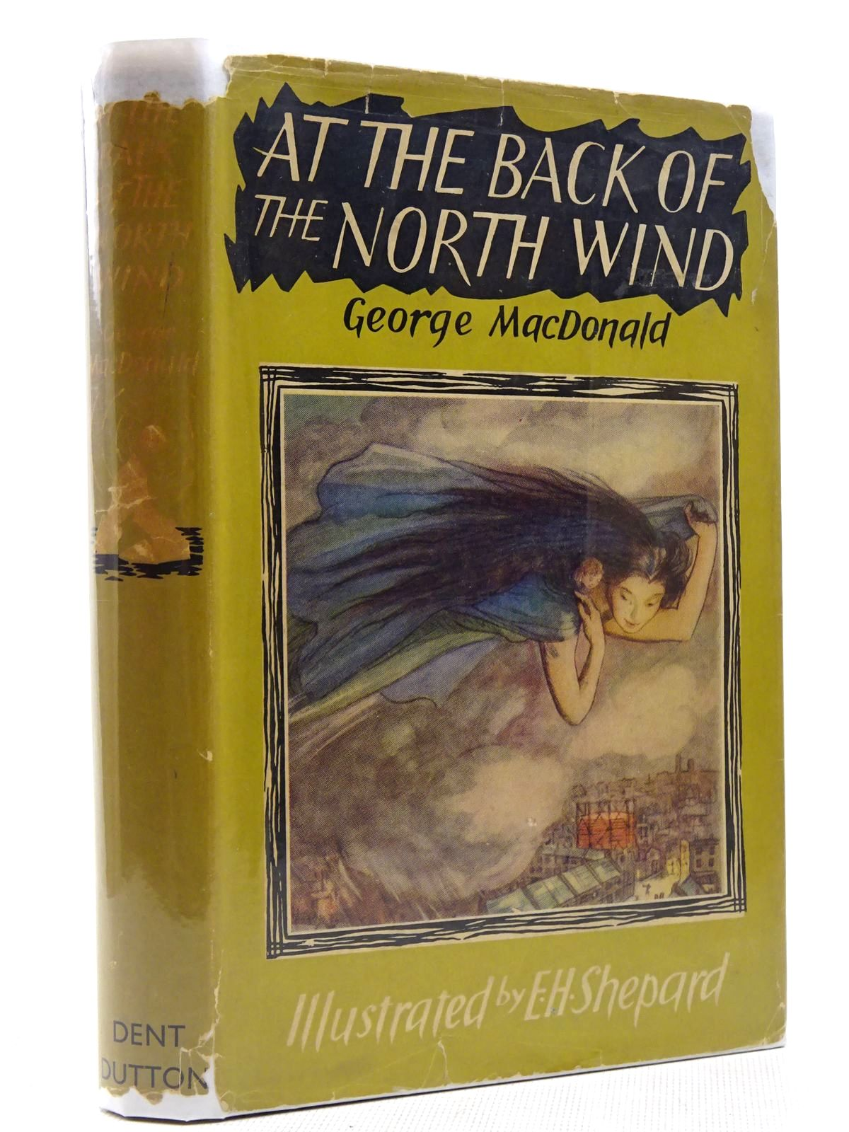Photo of AT THE BACK OF THE NORTH WIND written by MacDonald, George illustrated by Shepard, E.H. published by J.M. Dent & Sons Ltd. (STOCK CODE: 2128985)  for sale by Stella & Rose's Books