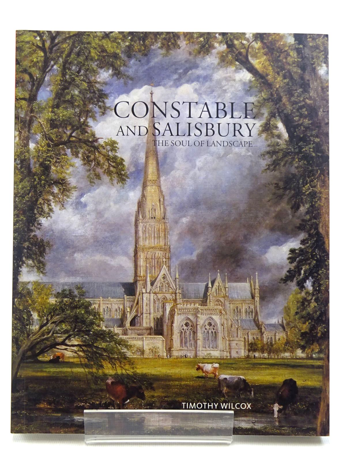 Photo of CONSTABLE AND SALISBURY THE SOUL OF LANDSCAPE written by Wilcox, Timothy illustrated by Constable, John published by Scala Publishers (STOCK CODE: 2128988)  for sale by Stella & Rose's Books