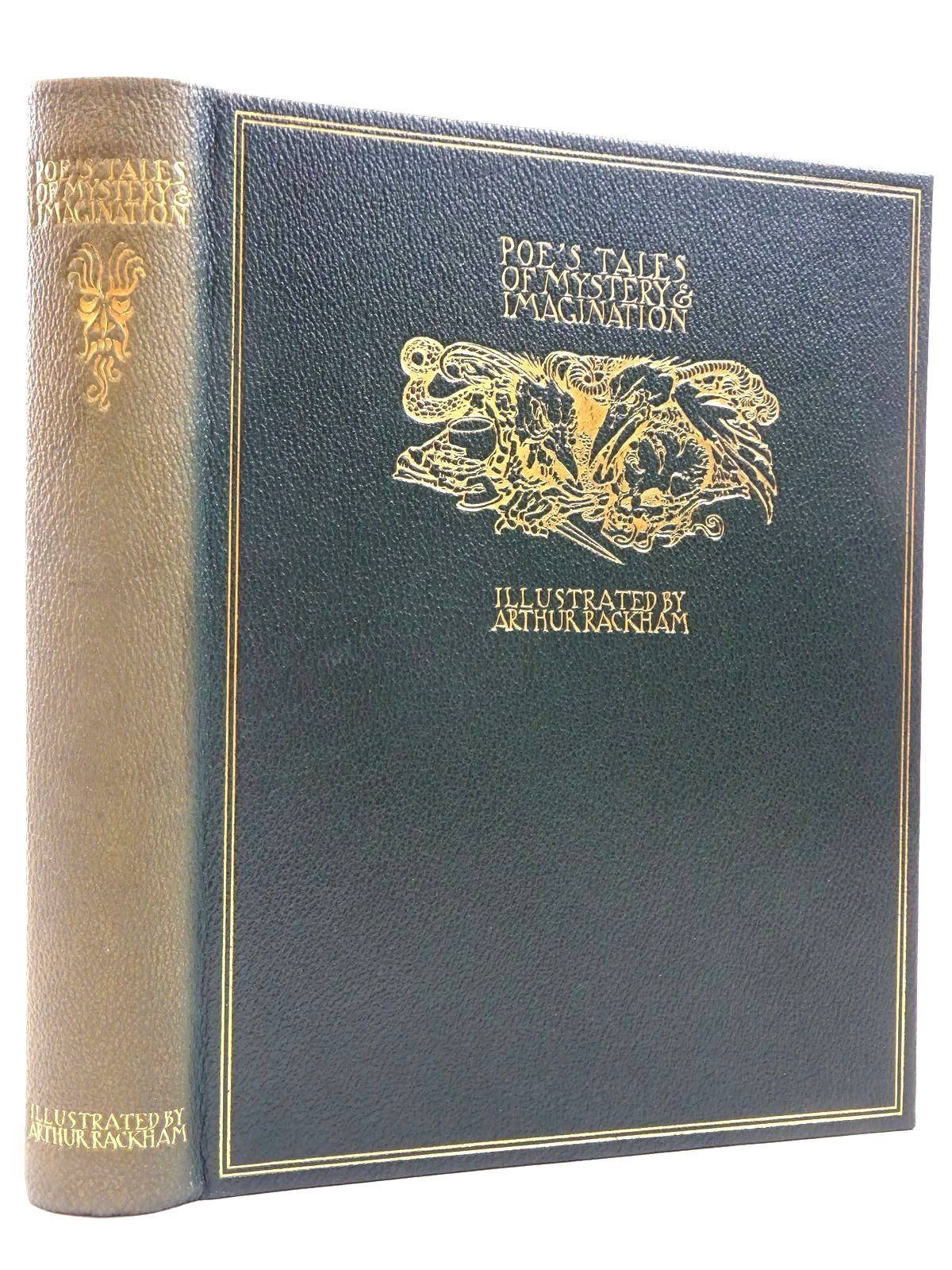 Photo of POE'S TALES OF MYSTERY AND IMAGINATION- Stock Number: 2129024