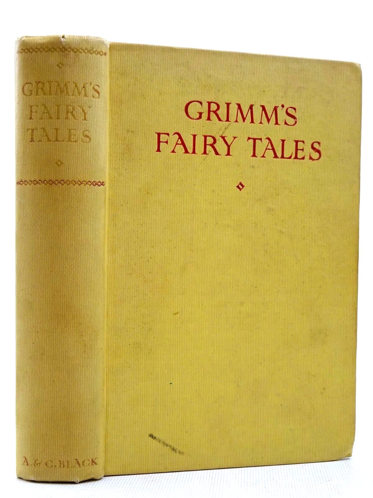 Photo of GRIMM'S FAIRY TALES- Stock Number: 2129036