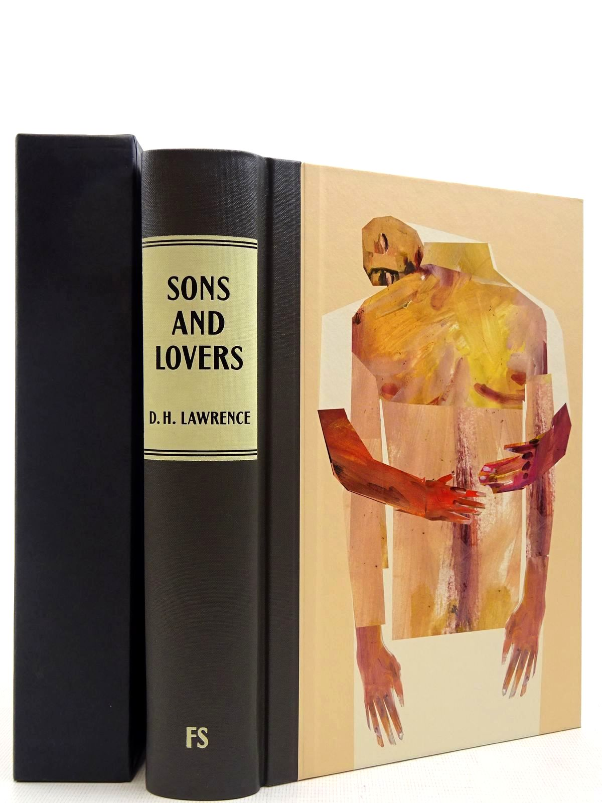 Photo of SONS AND LOVERS written by Lawrence, D.H. Toibin, Colm illustrated by Jones, Anne-Marie published by Folio Society (STOCK CODE: 2129063)  for sale by Stella & Rose's Books