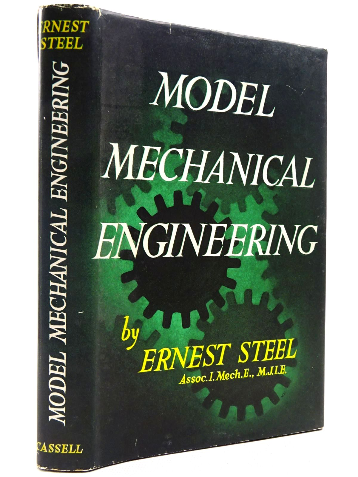 Photo of MODEL MECHANICAL ENGINEERING written by Steel, Ernest A. published by Cassell (STOCK CODE: 2129071)  for sale by Stella & Rose's Books