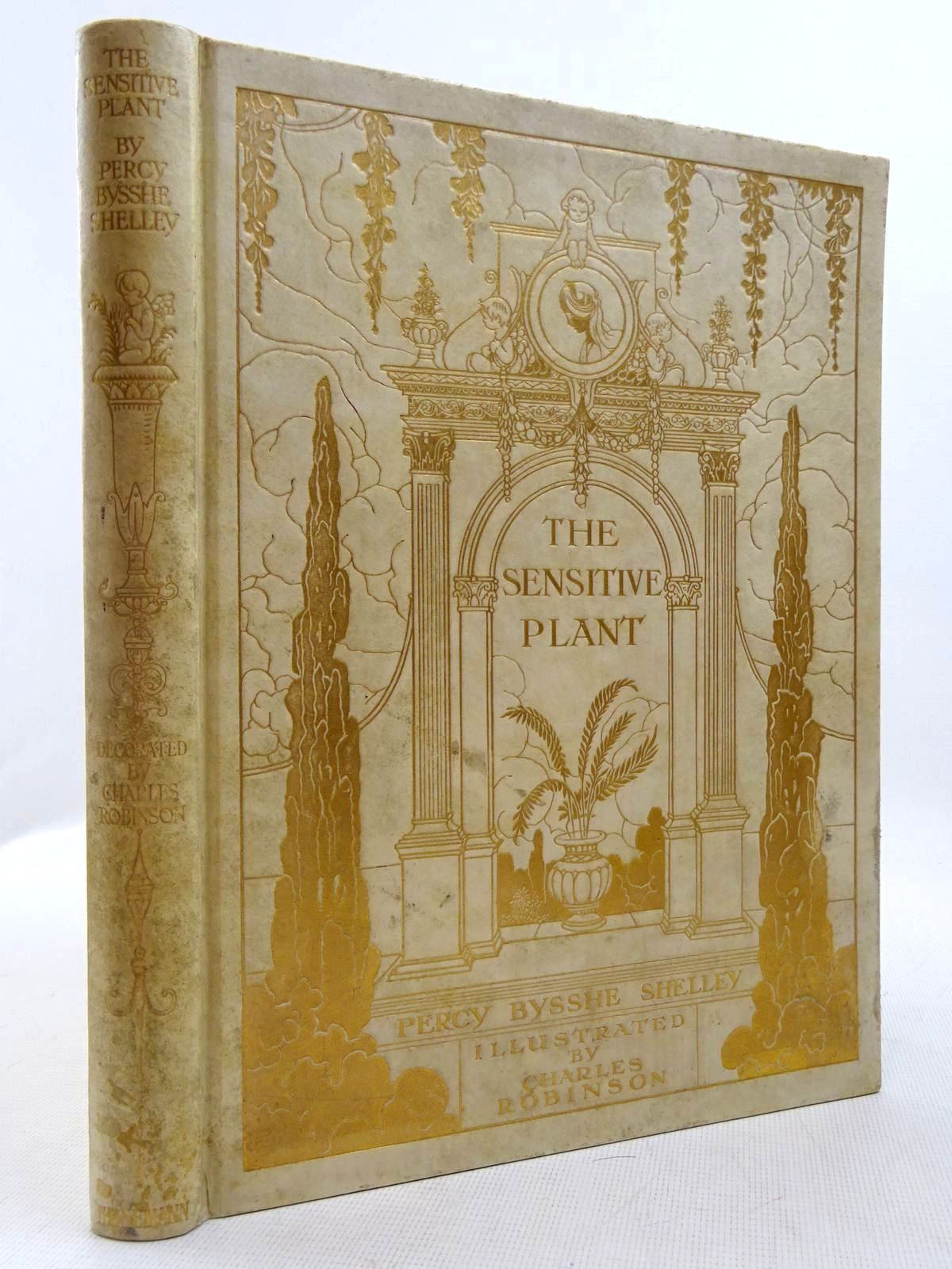 Photo of THE SENSITIVE PLANT written by Shelley, Percy Bysshe illustrated by Robinson, Charles published by William Heinemann (STOCK CODE: 2129086)  for sale by Stella & Rose's Books