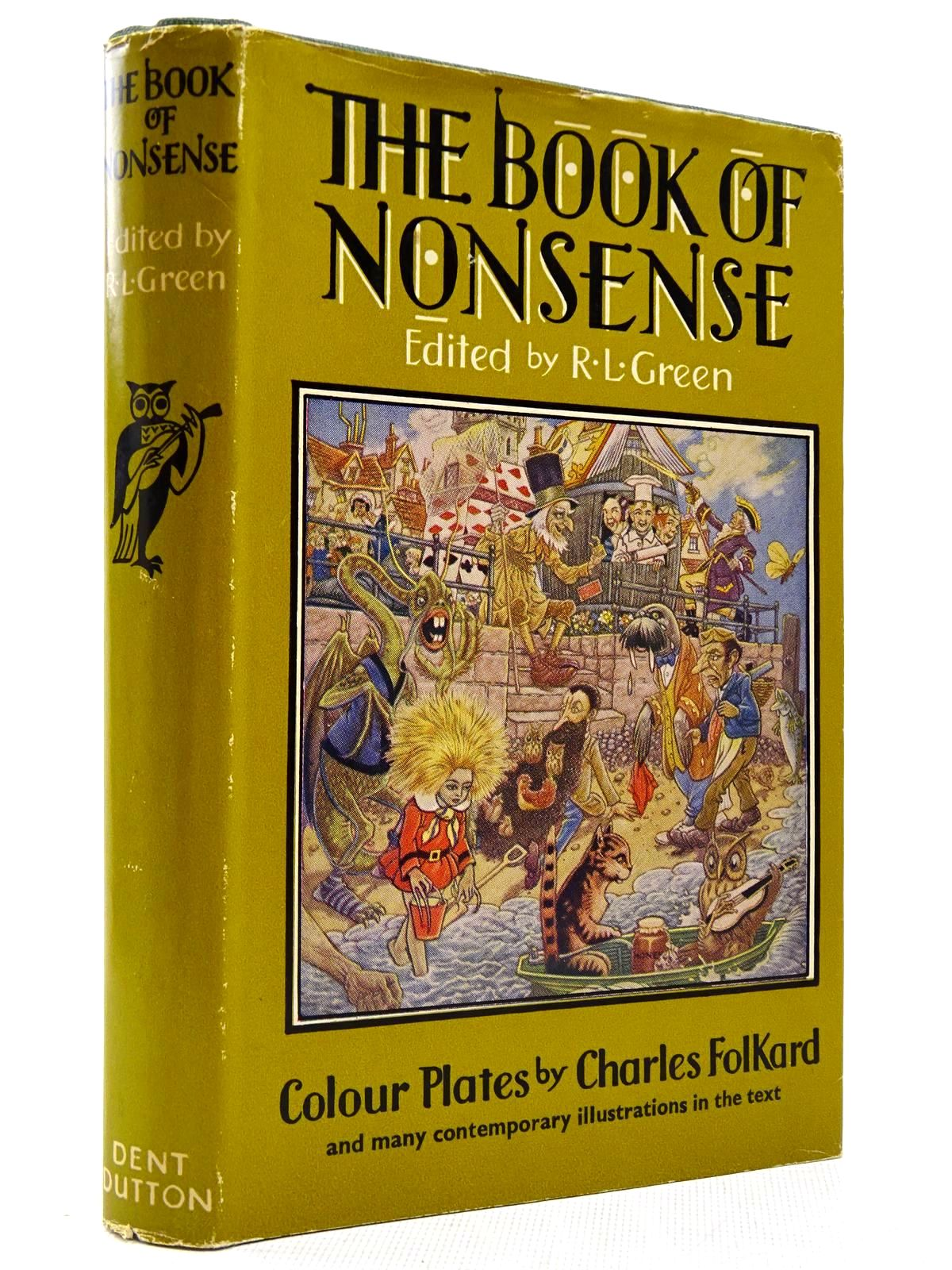 Photo of THE BOOK OF NONSENSE- Stock Number: 2129160