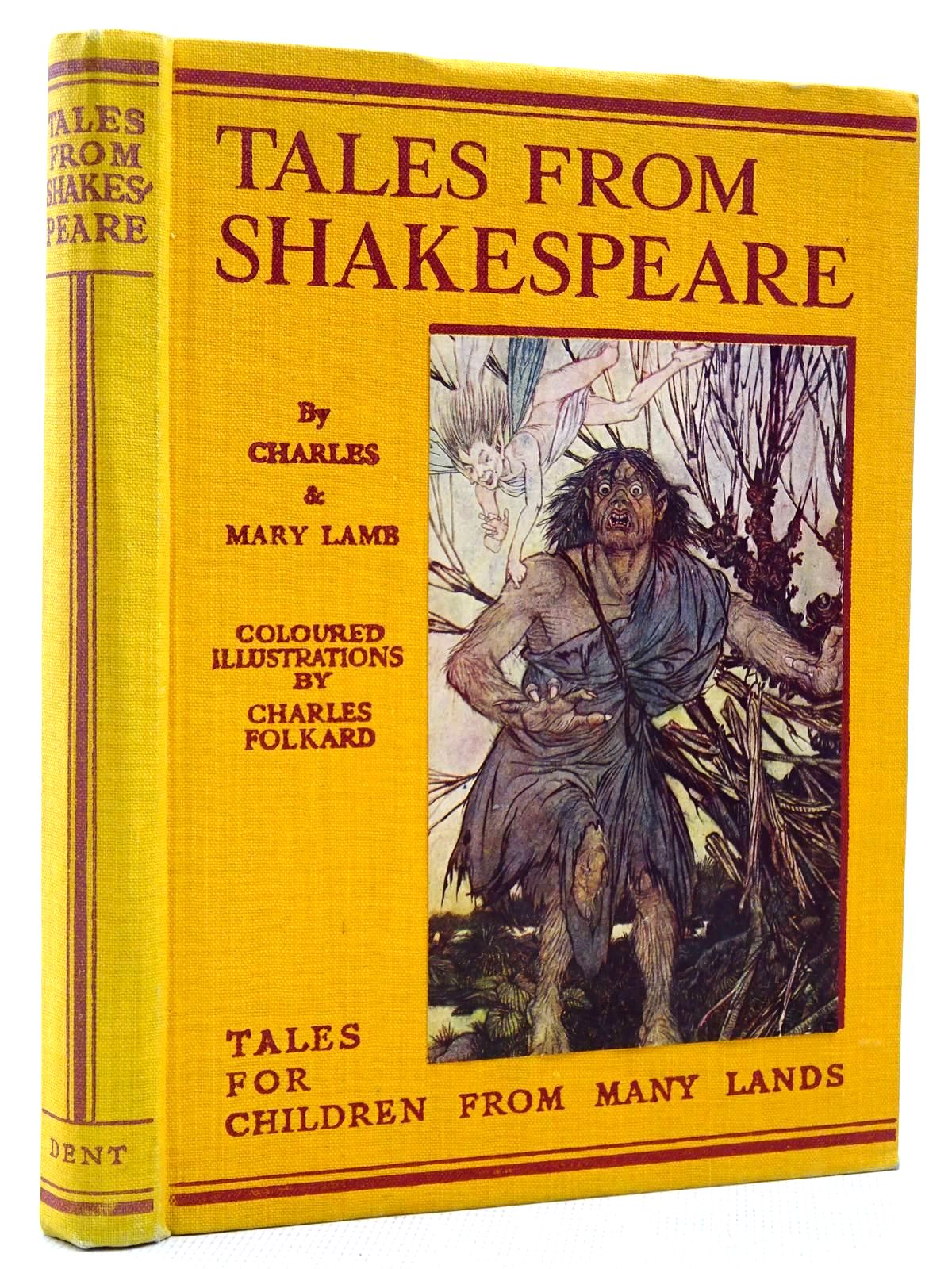 Photo of TALES FROM SHAKESPEARE- Stock Number: 2129162