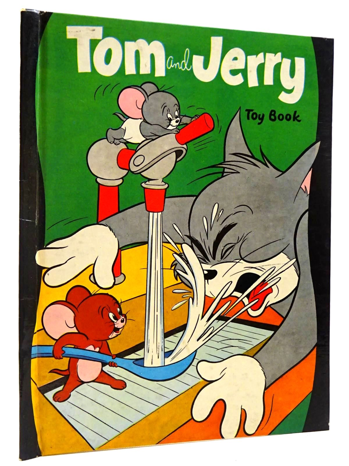 Photo of TOM AND JERRY TOY BOOK published by World Distributors (Manchester) Ltd (STOCK CODE: 2129169)  for sale by Stella & Rose's Books