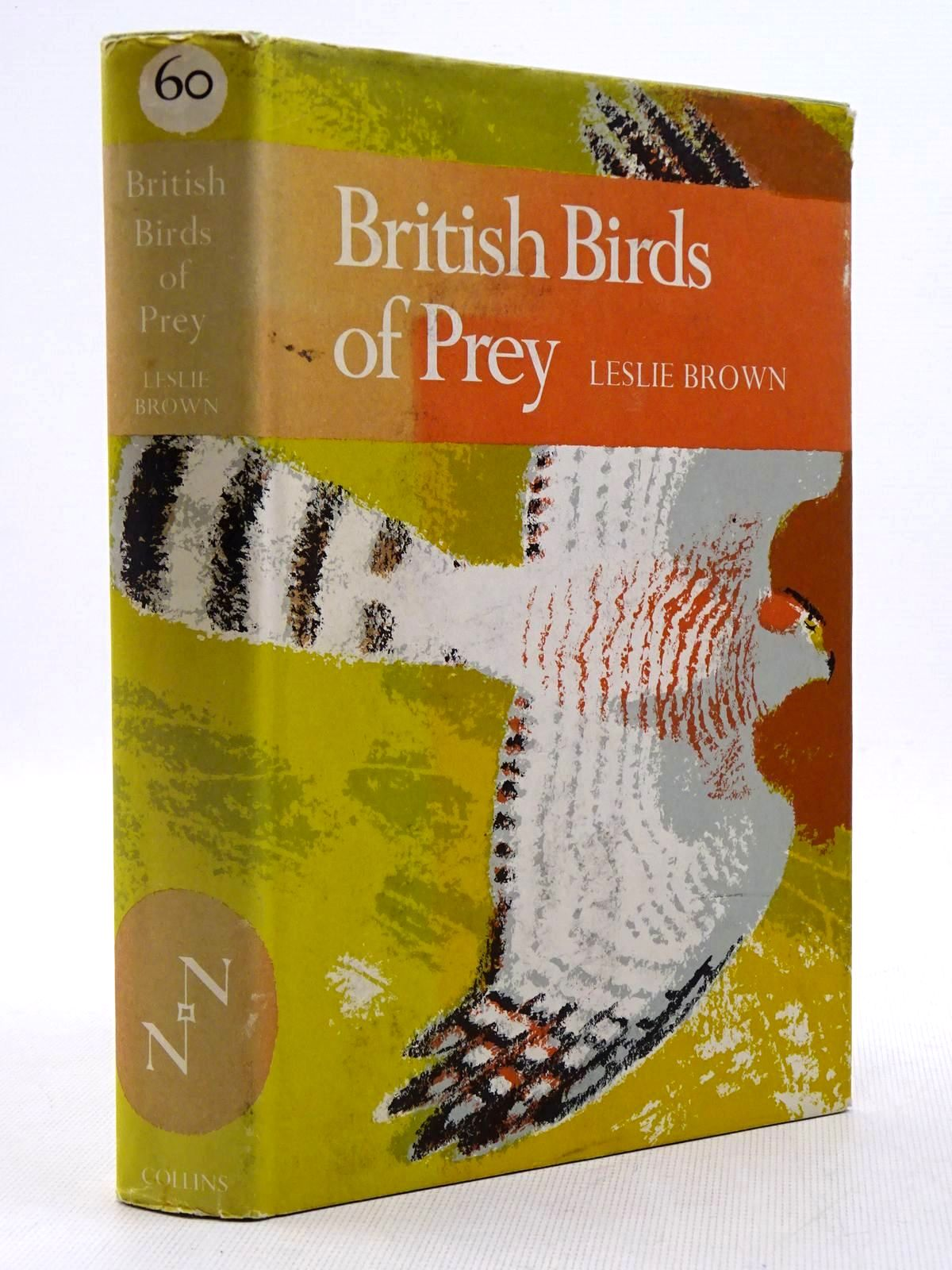Photo of BRITISH BIRDS OF PREY (NN 60)- Stock Number: 2129198