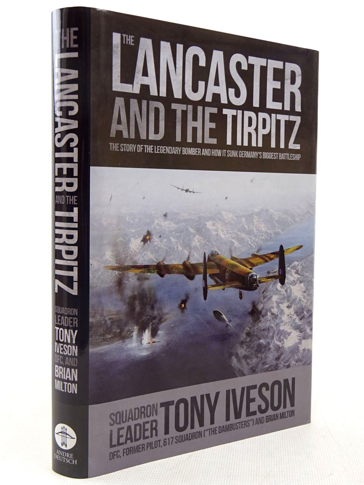 Photo of THE LANCASTER AND THE TIRPITZ- Stock Number: 2129276