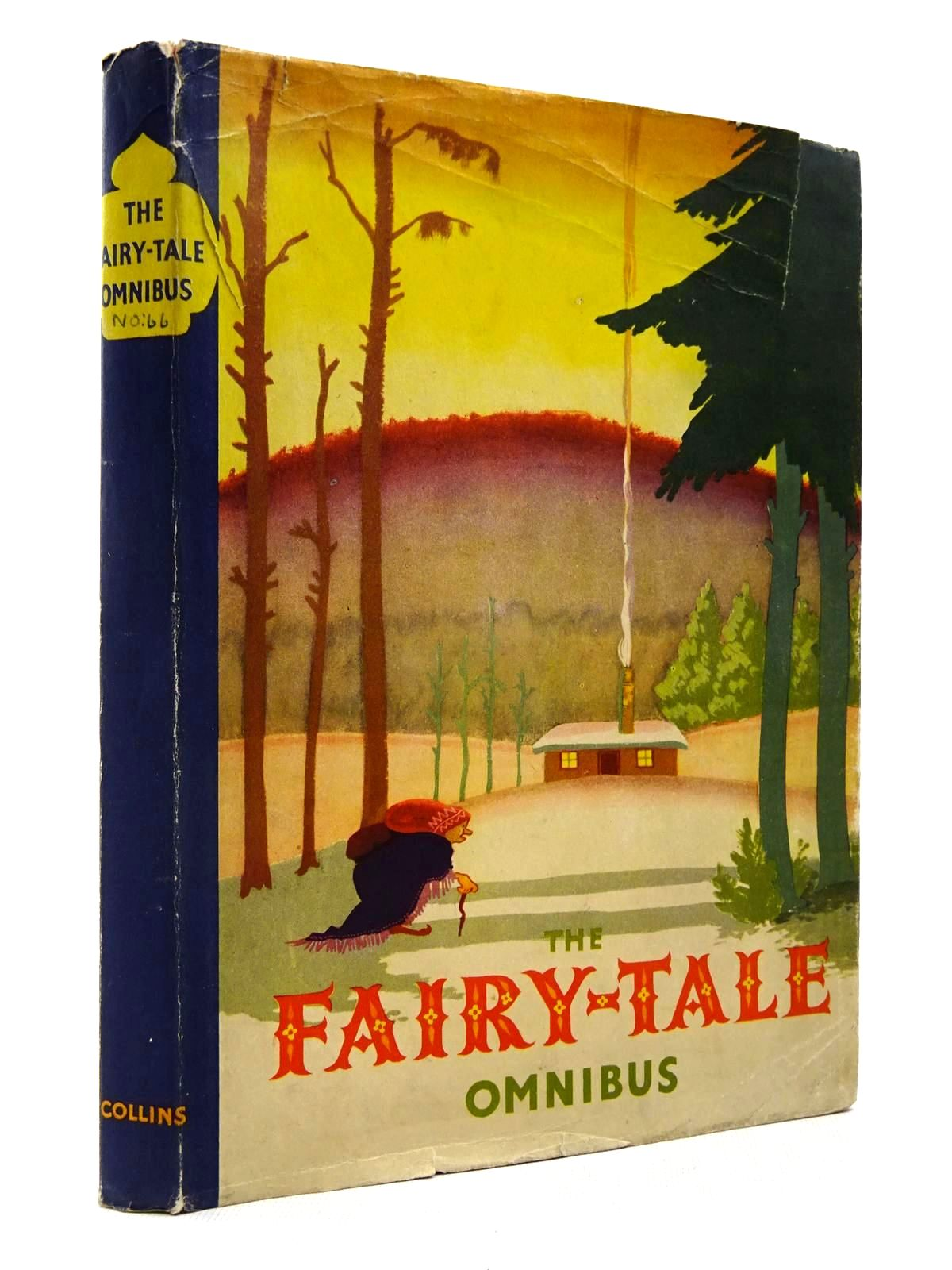 Photo of THE FAIRY-TALE OMNIBUS- Stock Number: 2129320