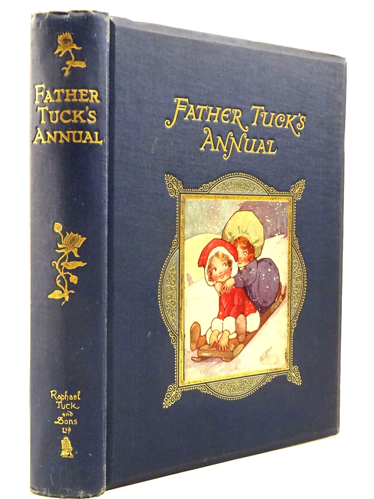 Photo of FATHER TUCK'S ANNUAL - 17TH YEAR written by Matheson, Annie