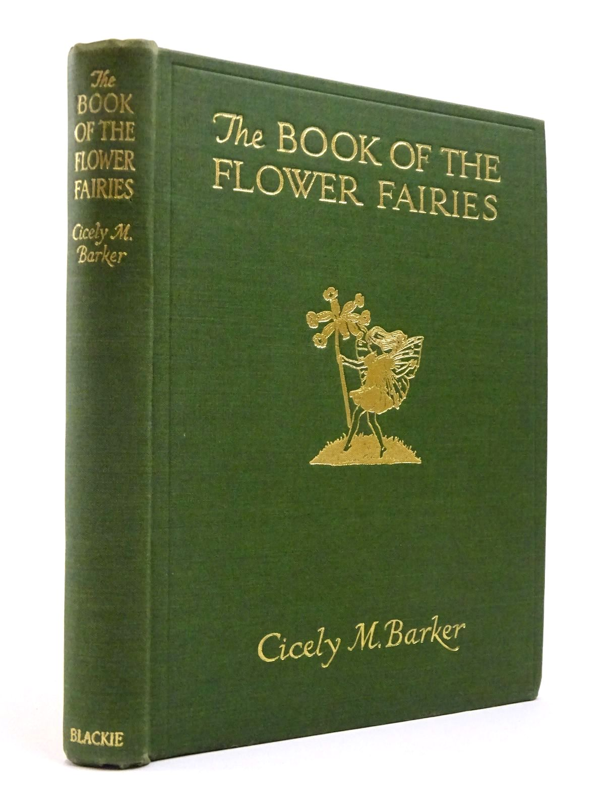 Photo of THE BOOK OF THE FLOWER FAIRIES written by Barker, Cicely Mary illustrated by Barker, Cicely Mary published by Blackie & Son Ltd. (STOCK CODE: 2129415)  for sale by Stella & Rose's Books