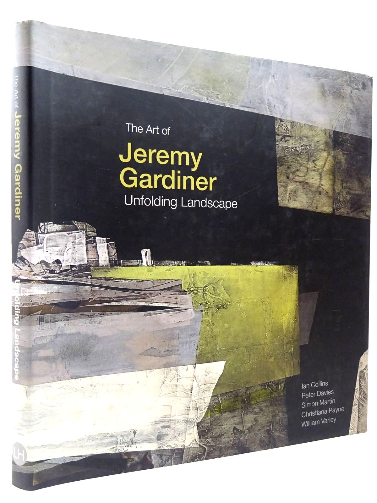 Photo of THE ART OF JEREMY GARDINER UNFOLDING LANDSCAPE written by Collins, Ian Davies, Peter Martin, Simon Payne, Christiana Varley, William illustrated by Gardiner, Jeremy published by Lund Humphries (STOCK CODE: 2129419)  for sale by Stella & Rose's Books